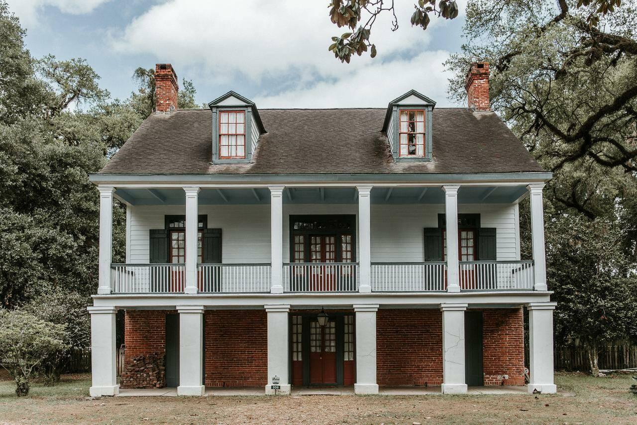Louisiane Mouton Plantation Lafayette
