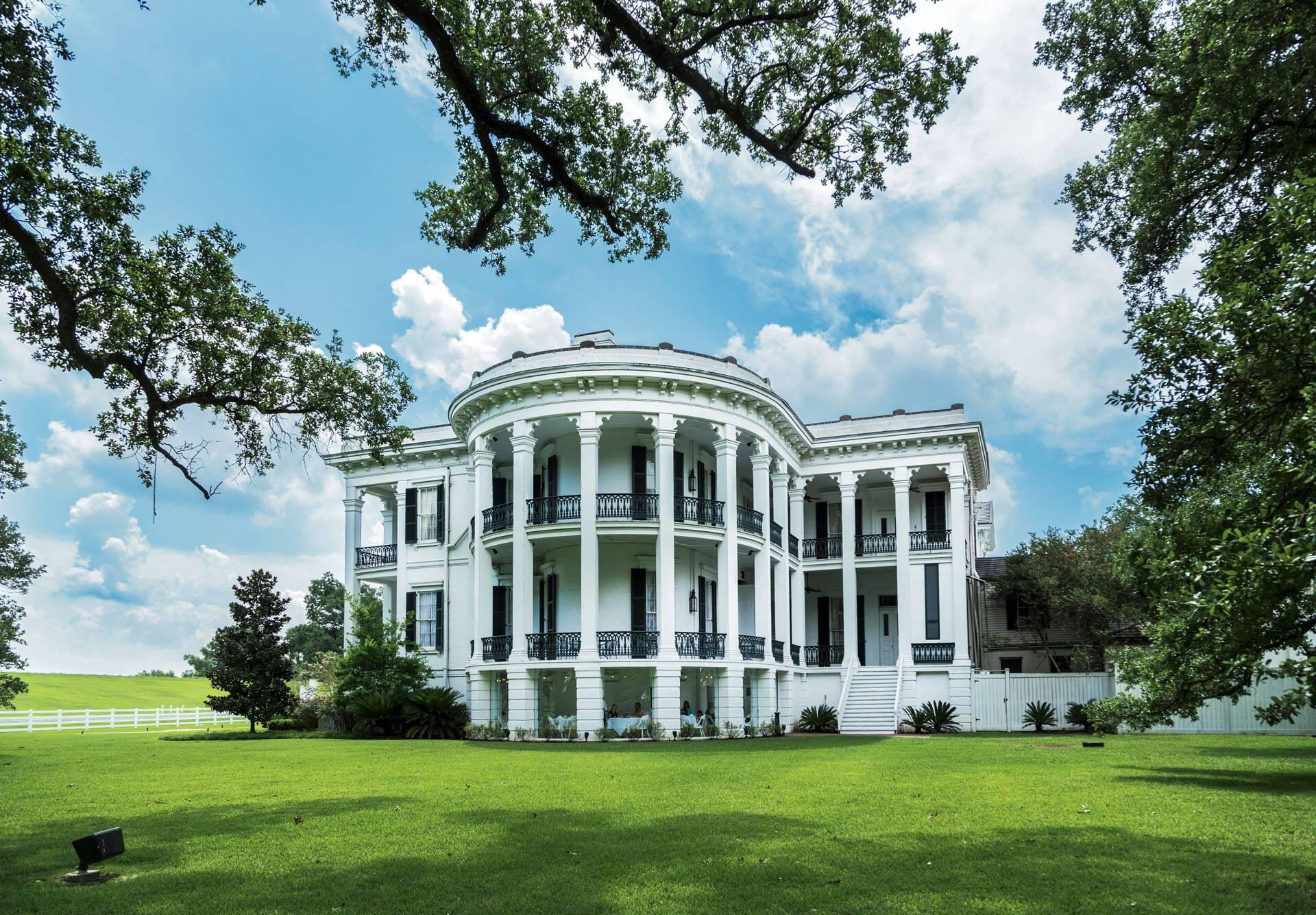 Louisiane Nottoway Plantation travelview