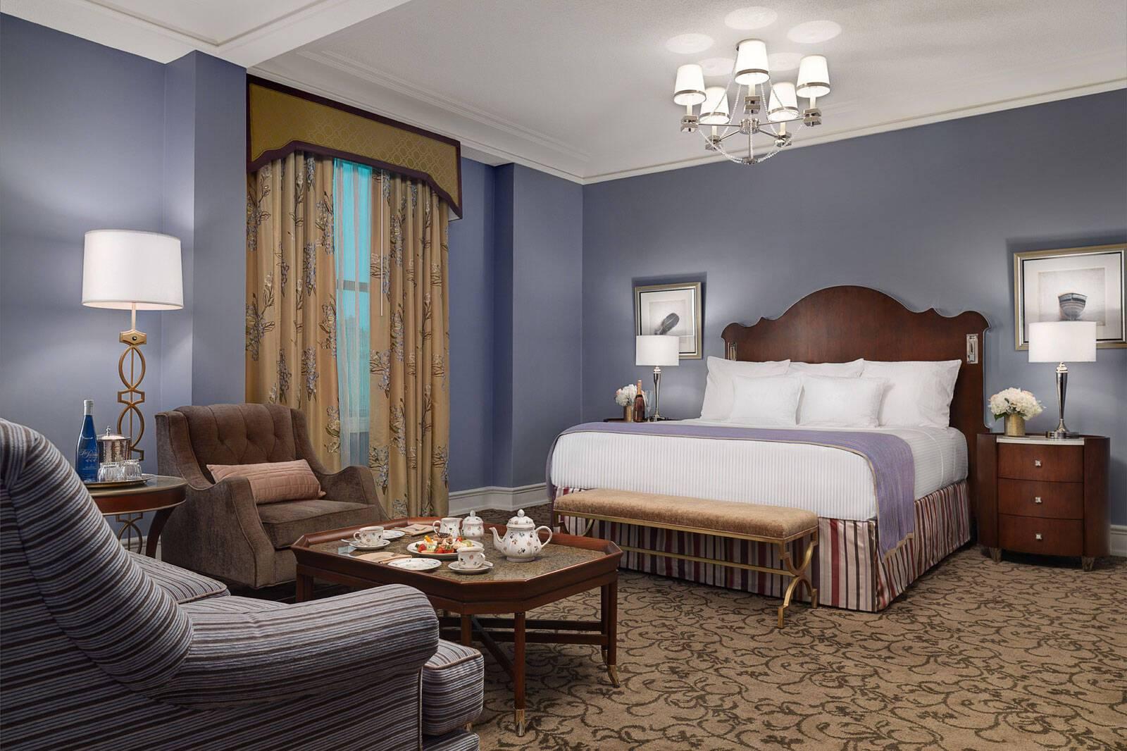 Louisiane Peabody Memphis Chambre