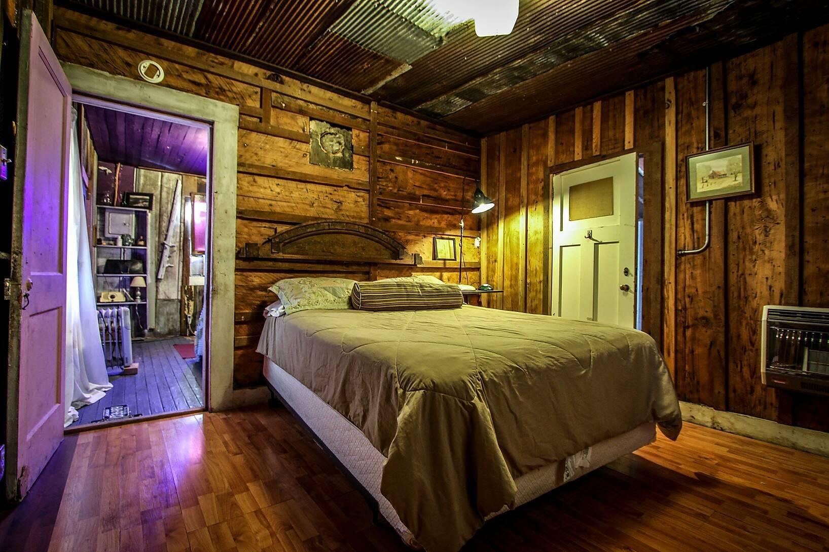 Louisiane ShackUpInn Clarksdale Chambre