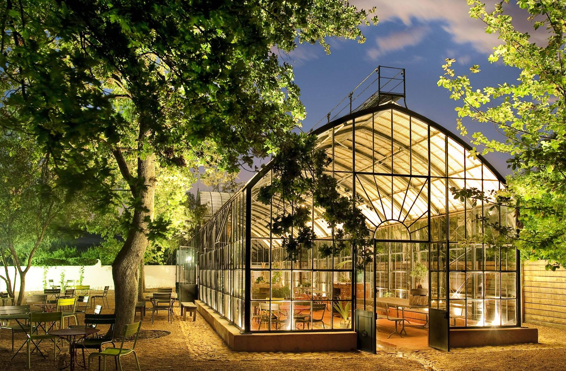 Afrique Sud Babylonstoren GreenHouse