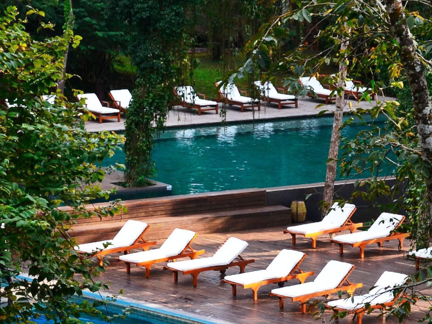 Iguazu Loi Suites Piscine