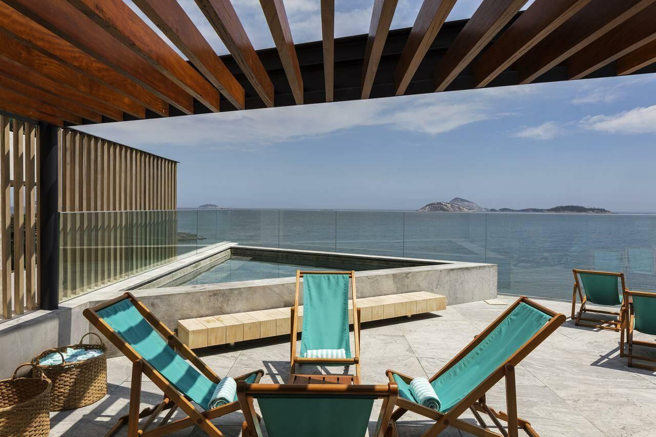 Rio hotel Arpoador