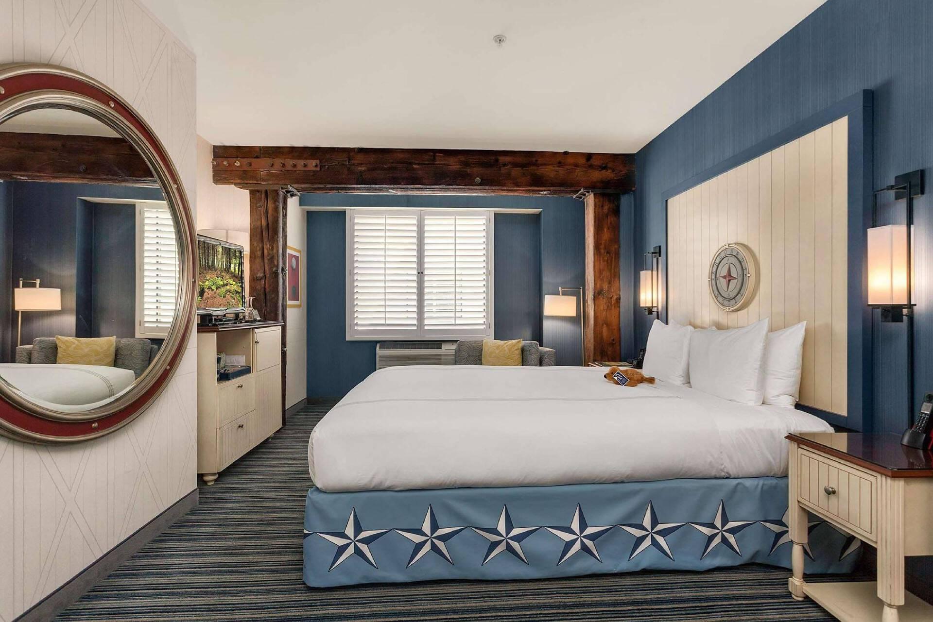 Argonaut Hotel Chambre San Francisco Californie
