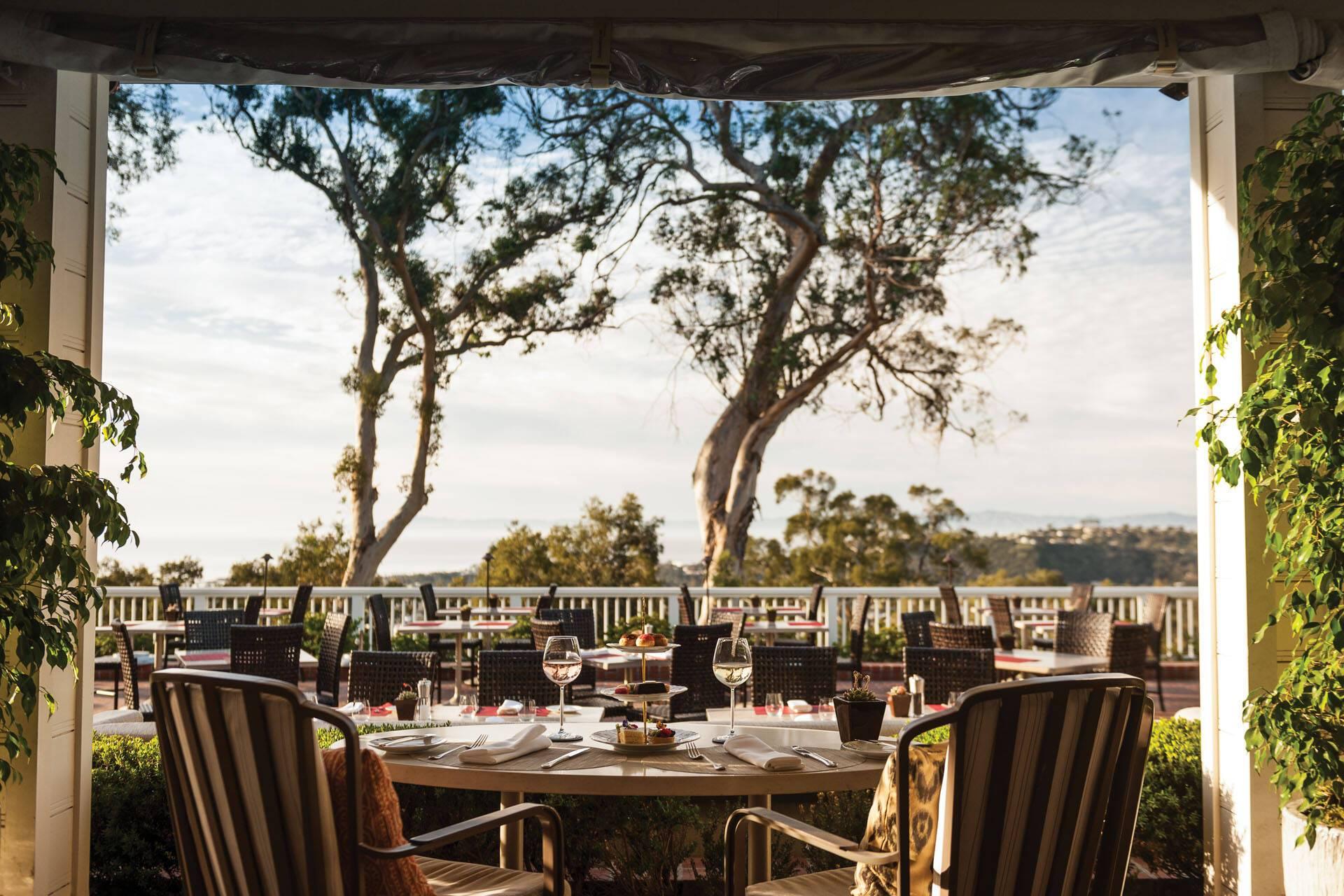 Belmond El Encanto Restaurant Santa Barbara Californie