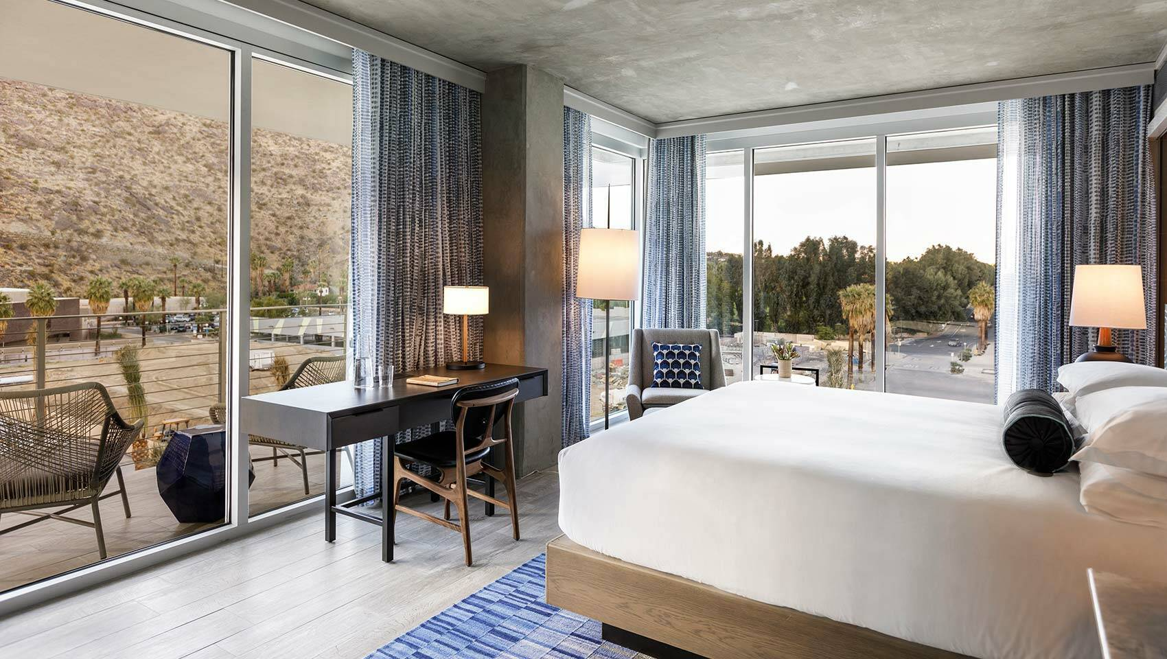 Kimpton Rowan Palm Springs Chambre Californie