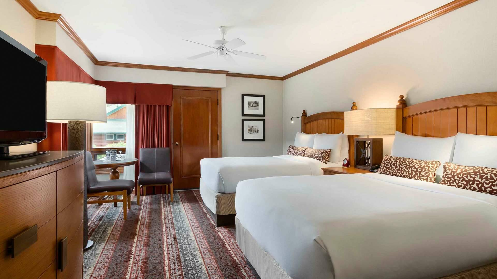 Fairmont Jasper Park Lodge Room