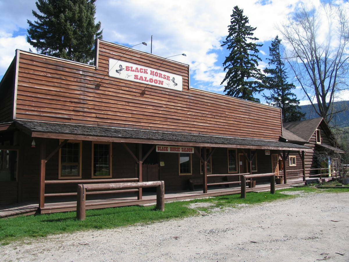 Wells Gray Guest Ranch Clearwater