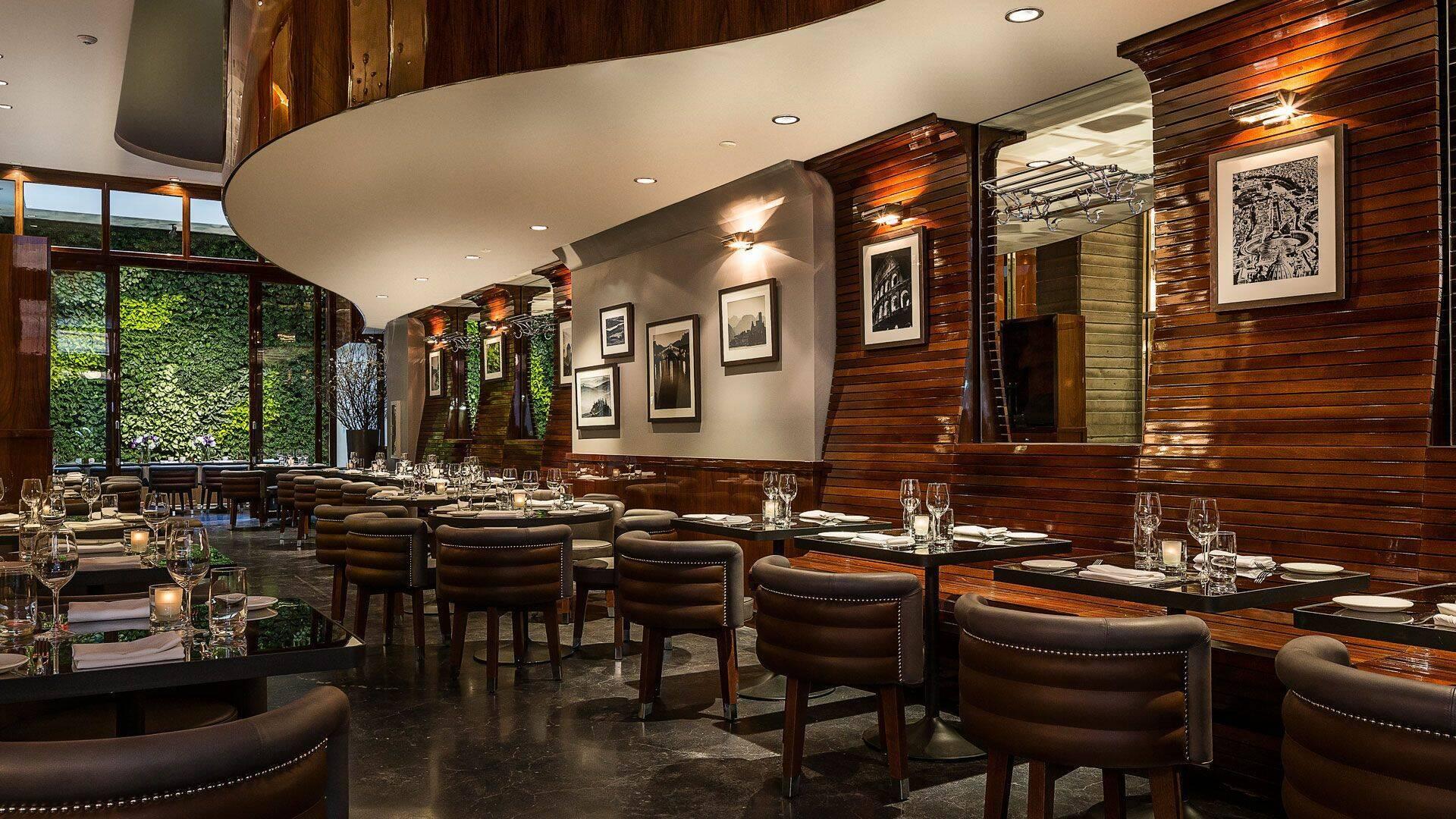 Hugo Hotel Restaurant NewYork