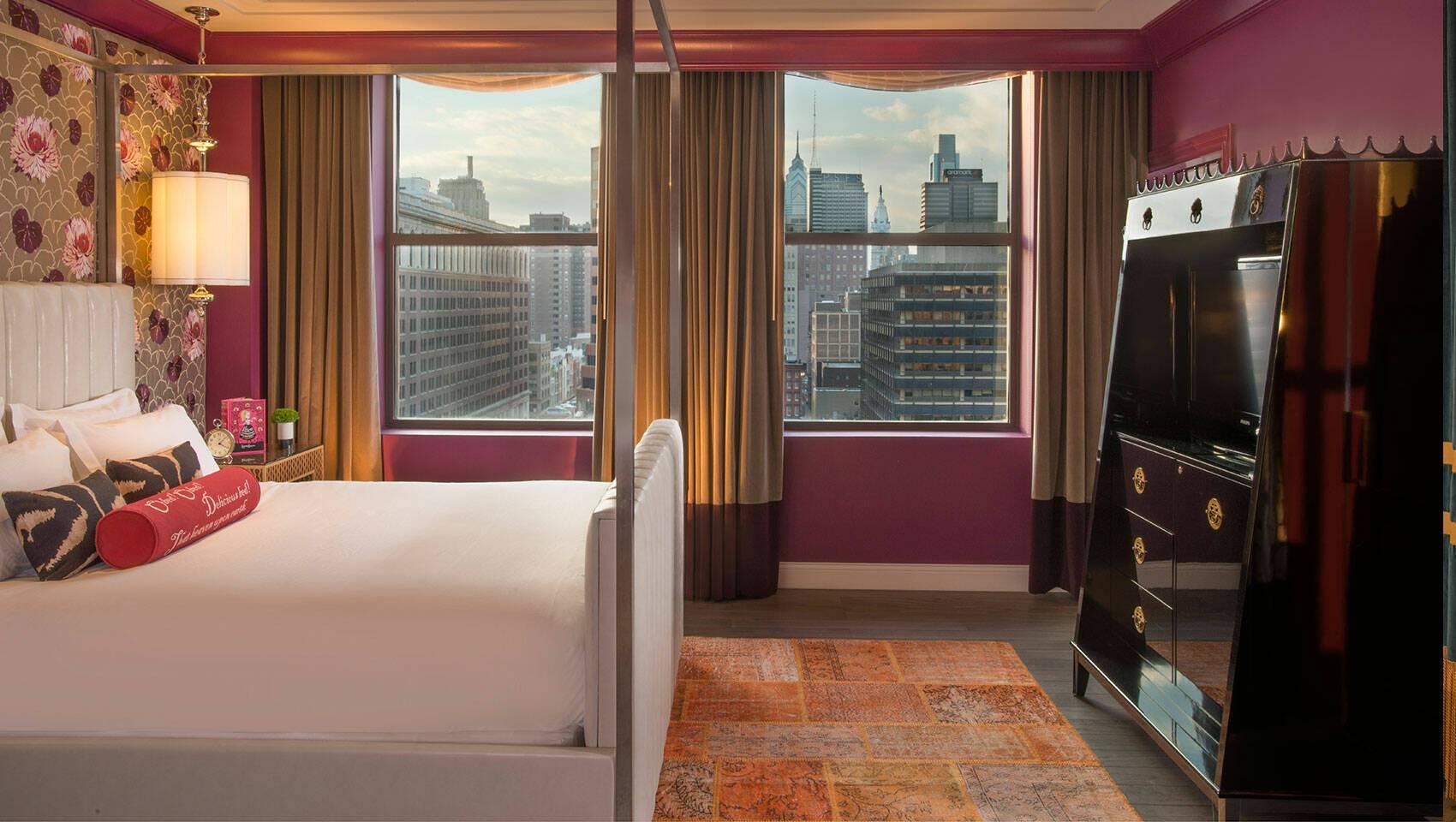 Kimpton Hotel Monaco Philadelphie