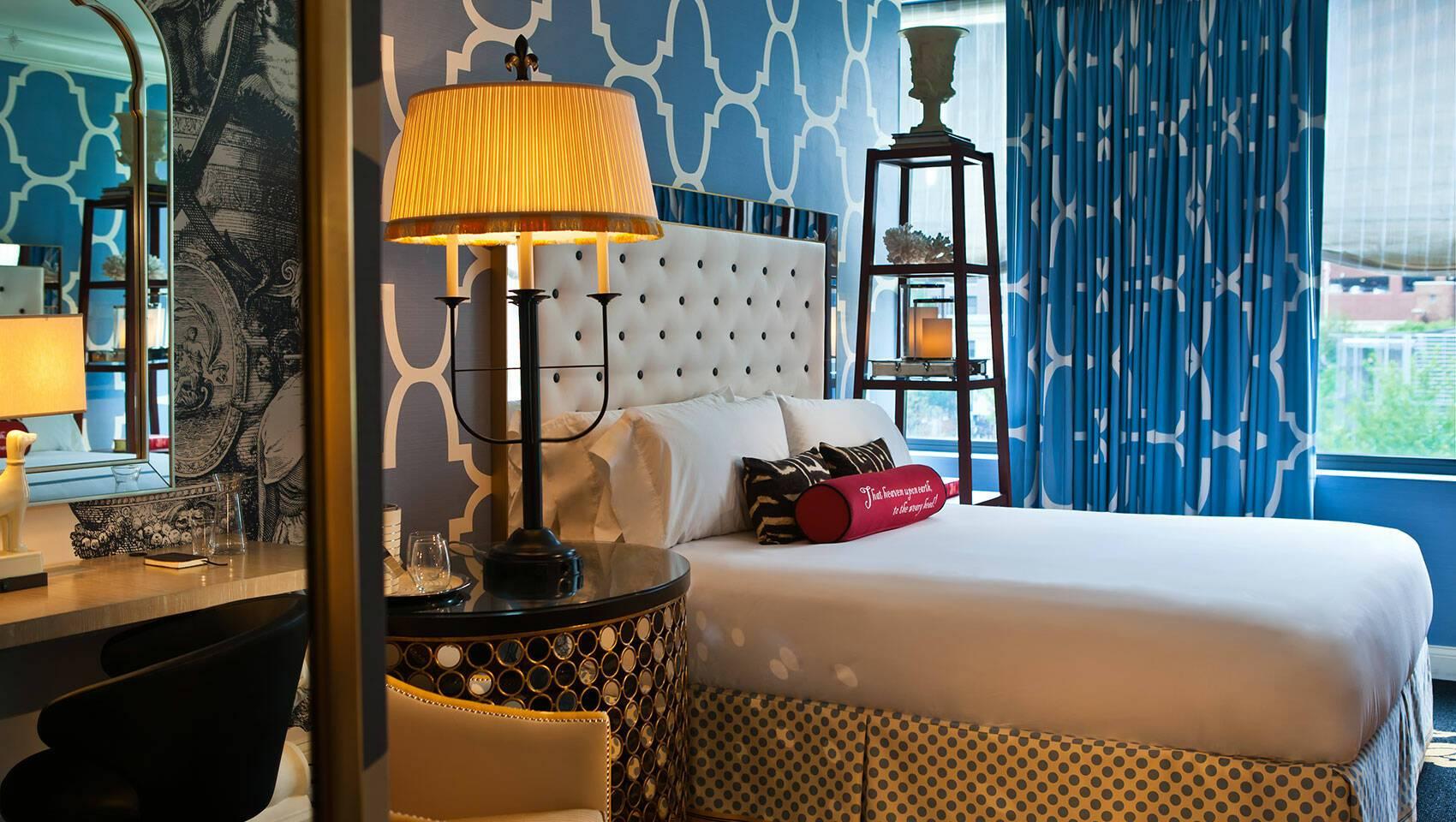 Kimpton Hotel Monaco Room Philadelphie