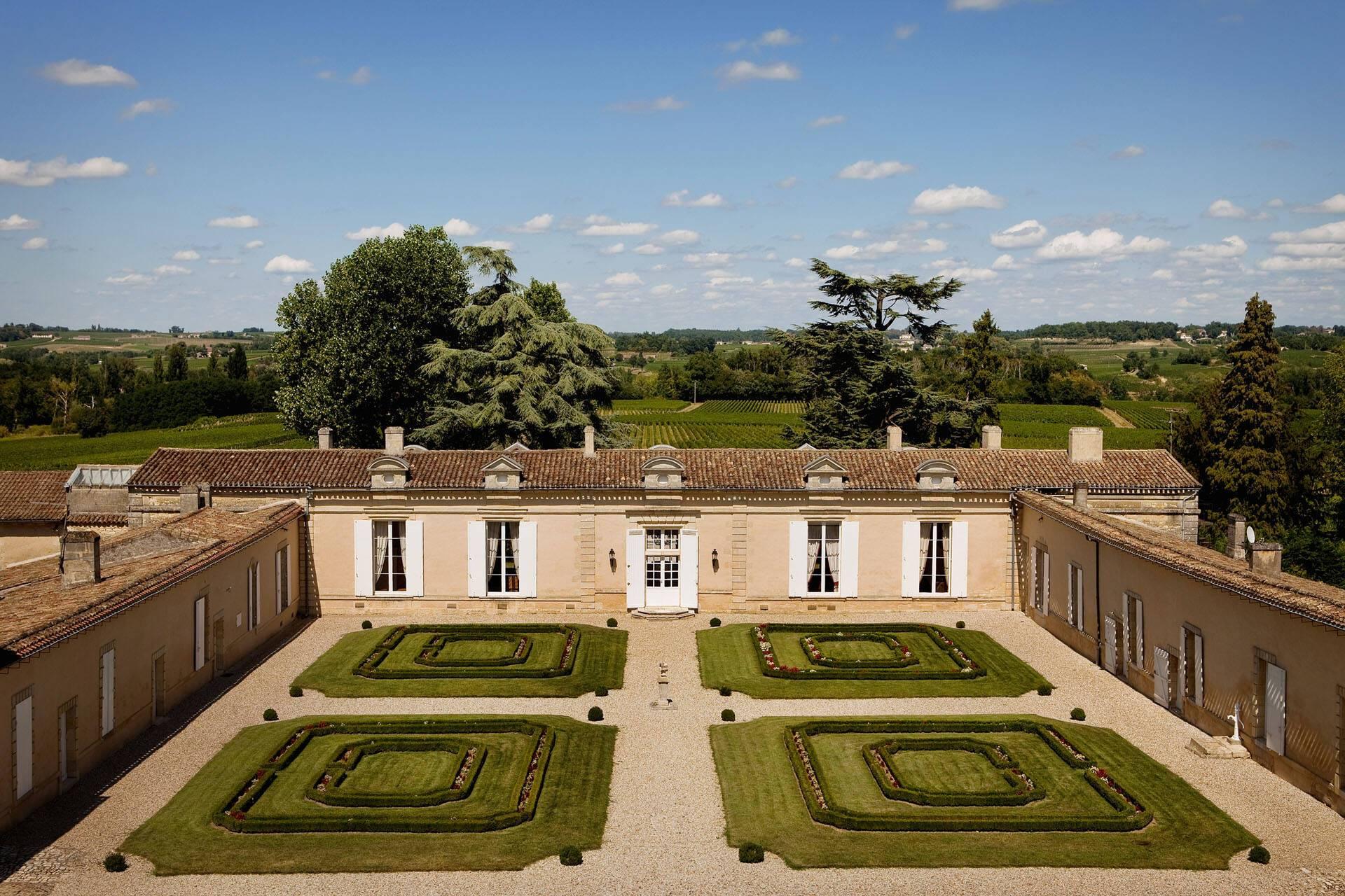 Bordeaux Chateau Fombrauge