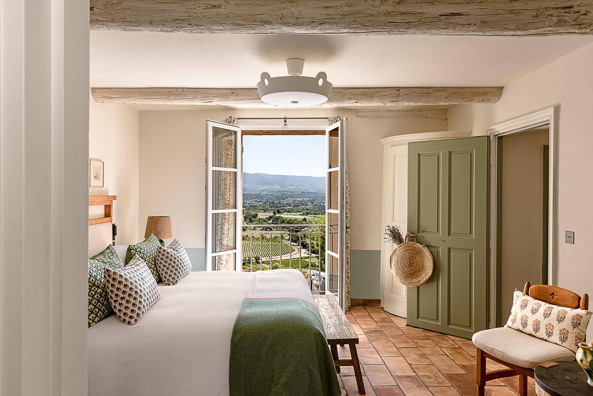 Hotel Crillon Le Brave Provence P Locqueneux Chambre Superieure Ventoux