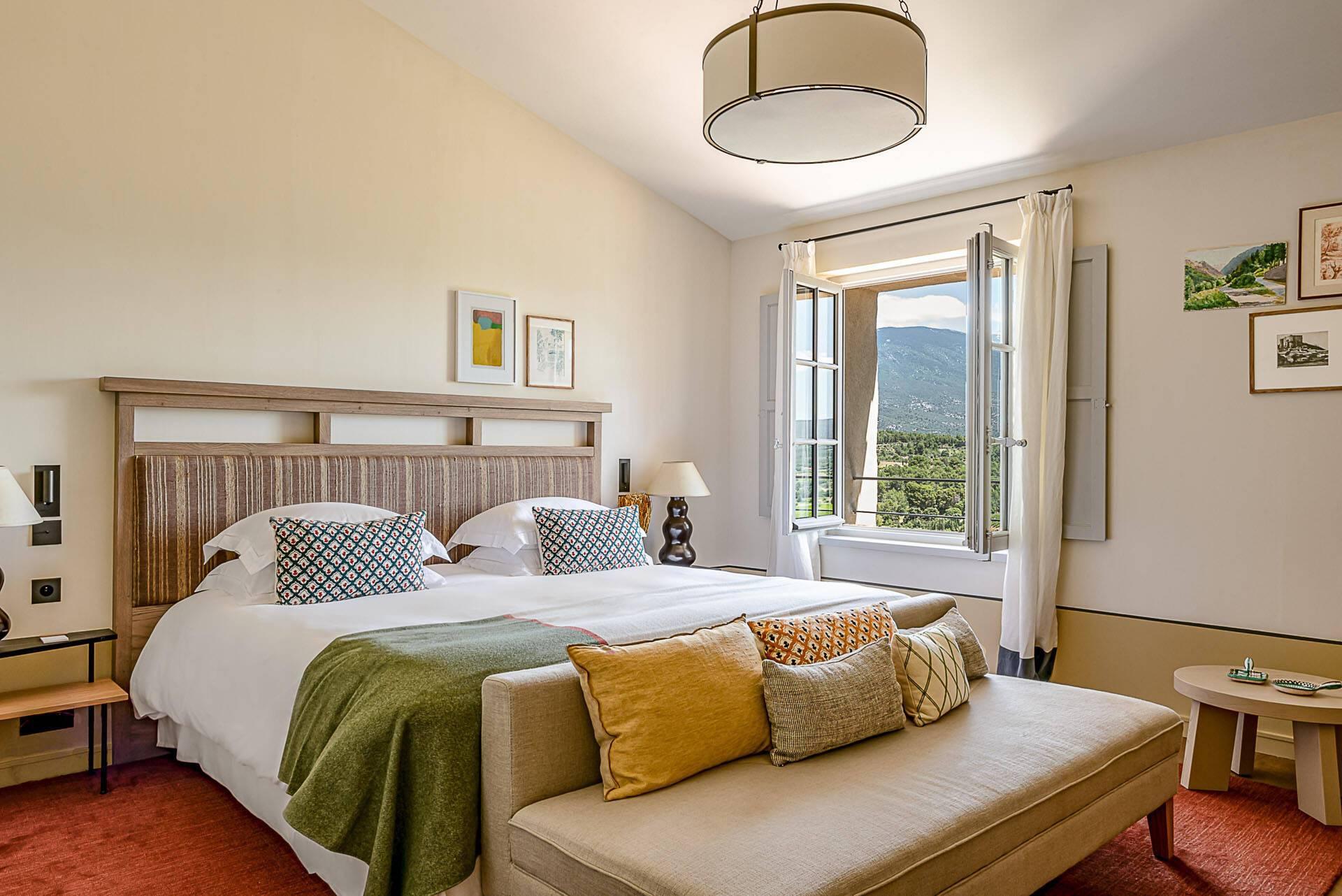 Hotel Crillon Le Brave Provence P Locqueneux Chambre