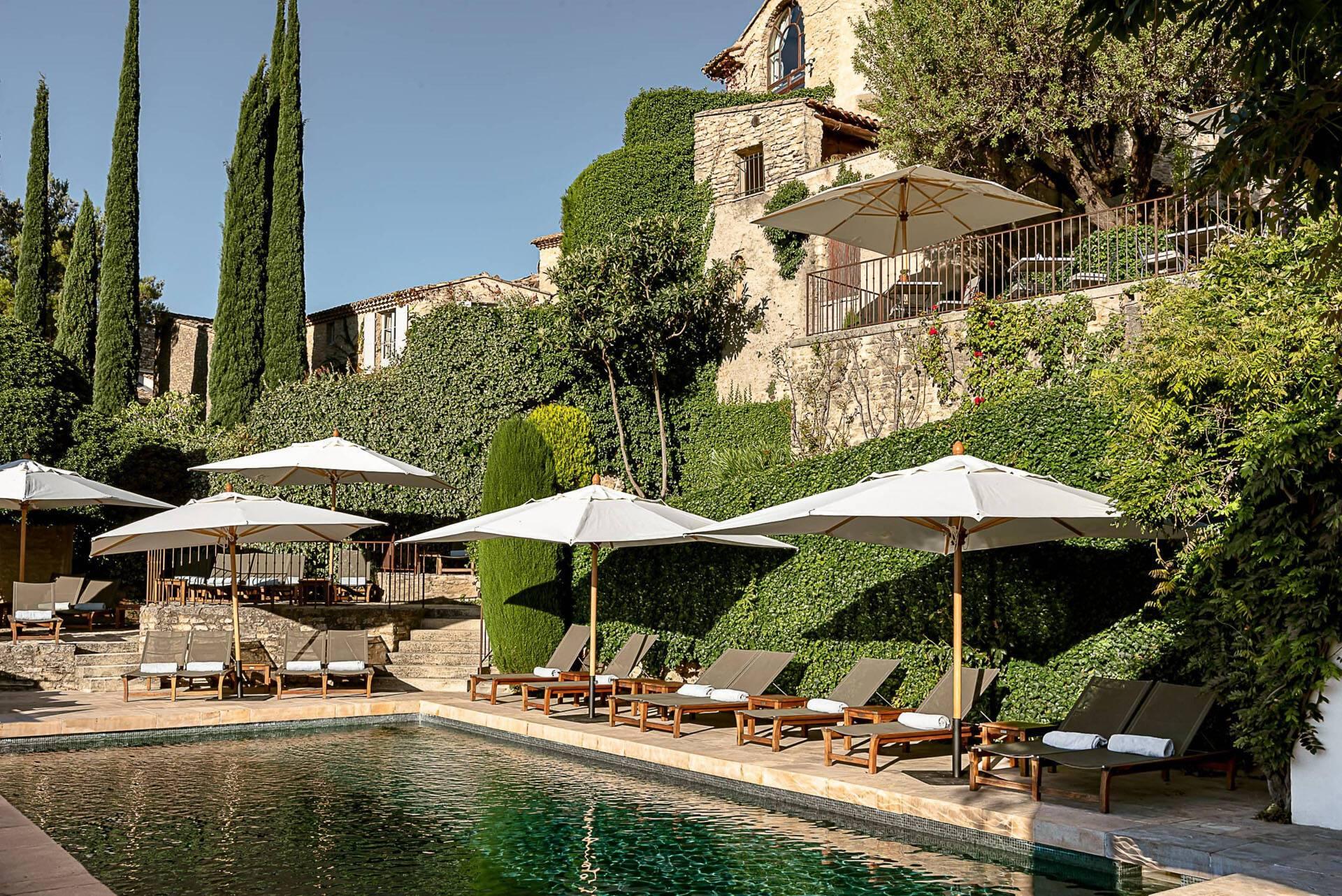 Hotel Crillon Le Brave Provence P Locqueneux Piscine