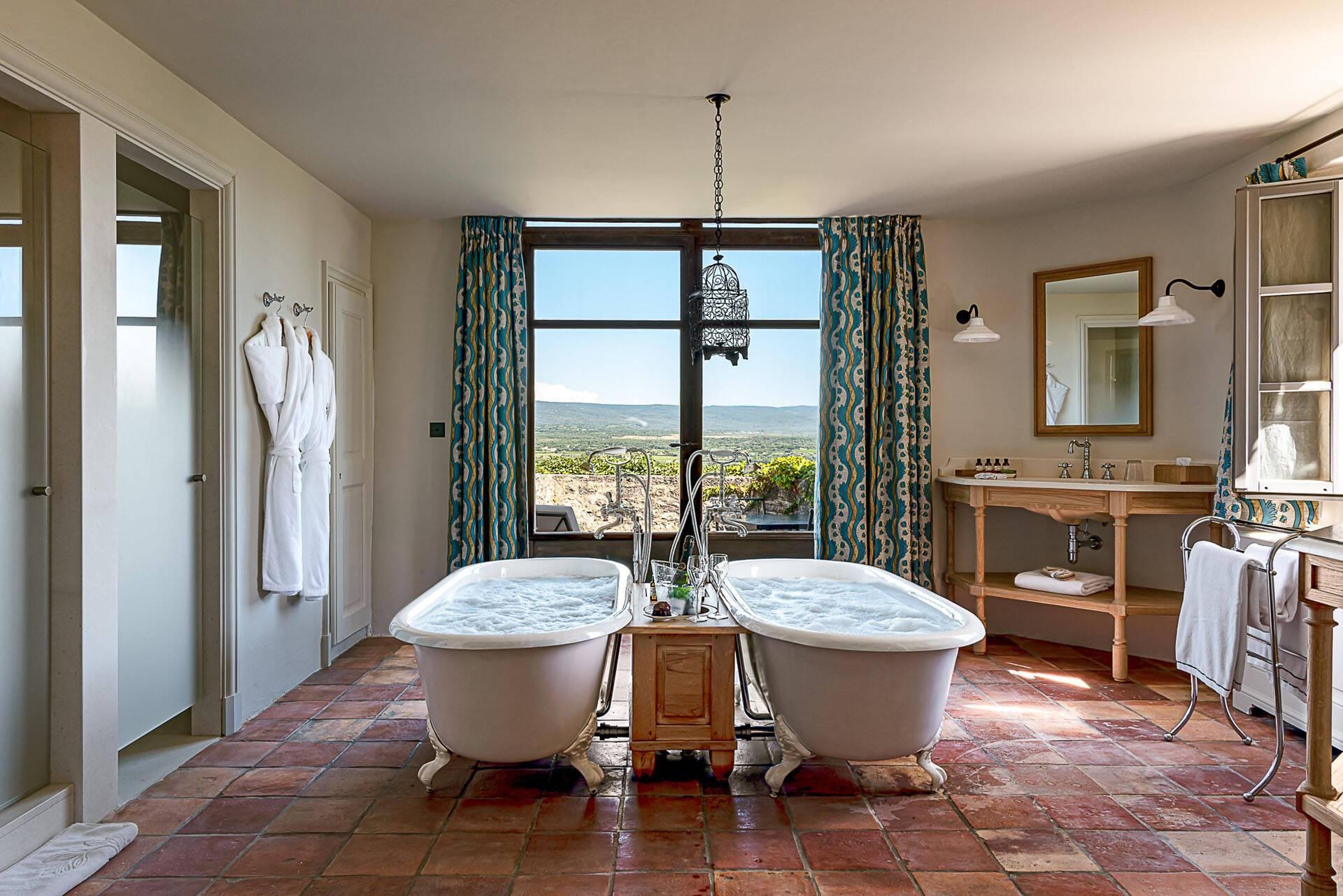 Hotel Crillon Le Brave Provence P Locqueneux Suite Prestige Ventoux