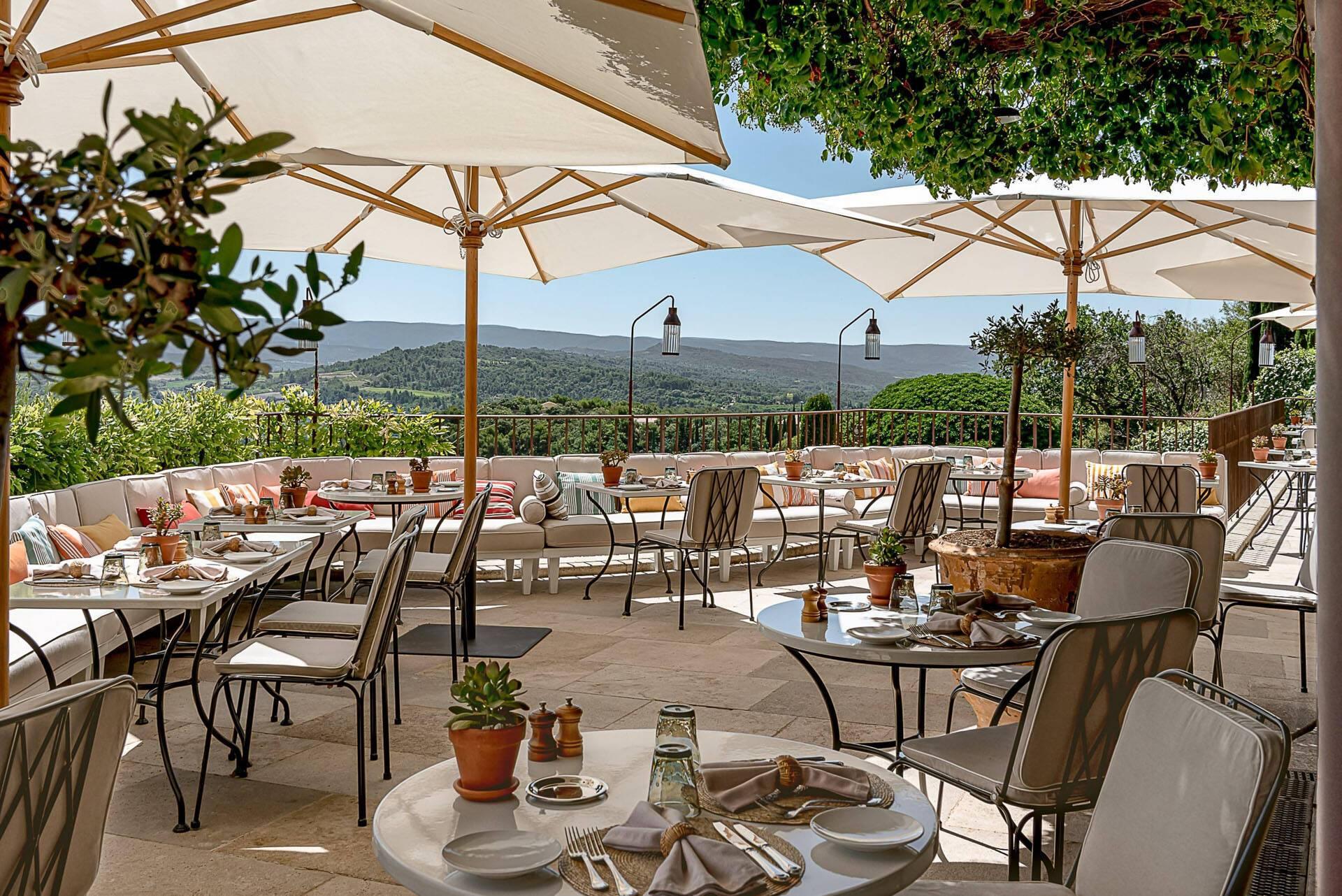 Hotel Crillon Le Brave Provence P Locqueneux Terrasse