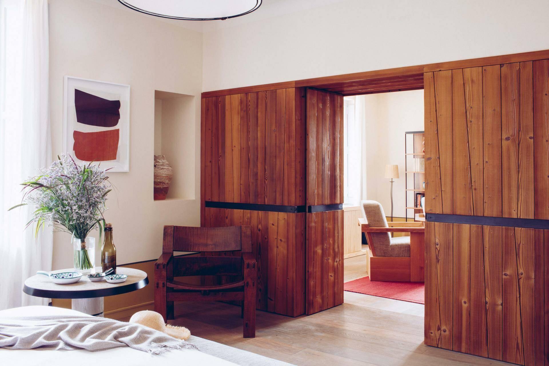 Hotel crillon le brave chambre Provence