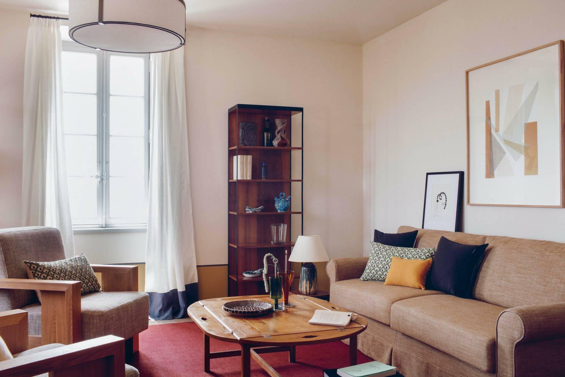 Hotel crillon le brave chambre Salon Provence Maisons Pariente