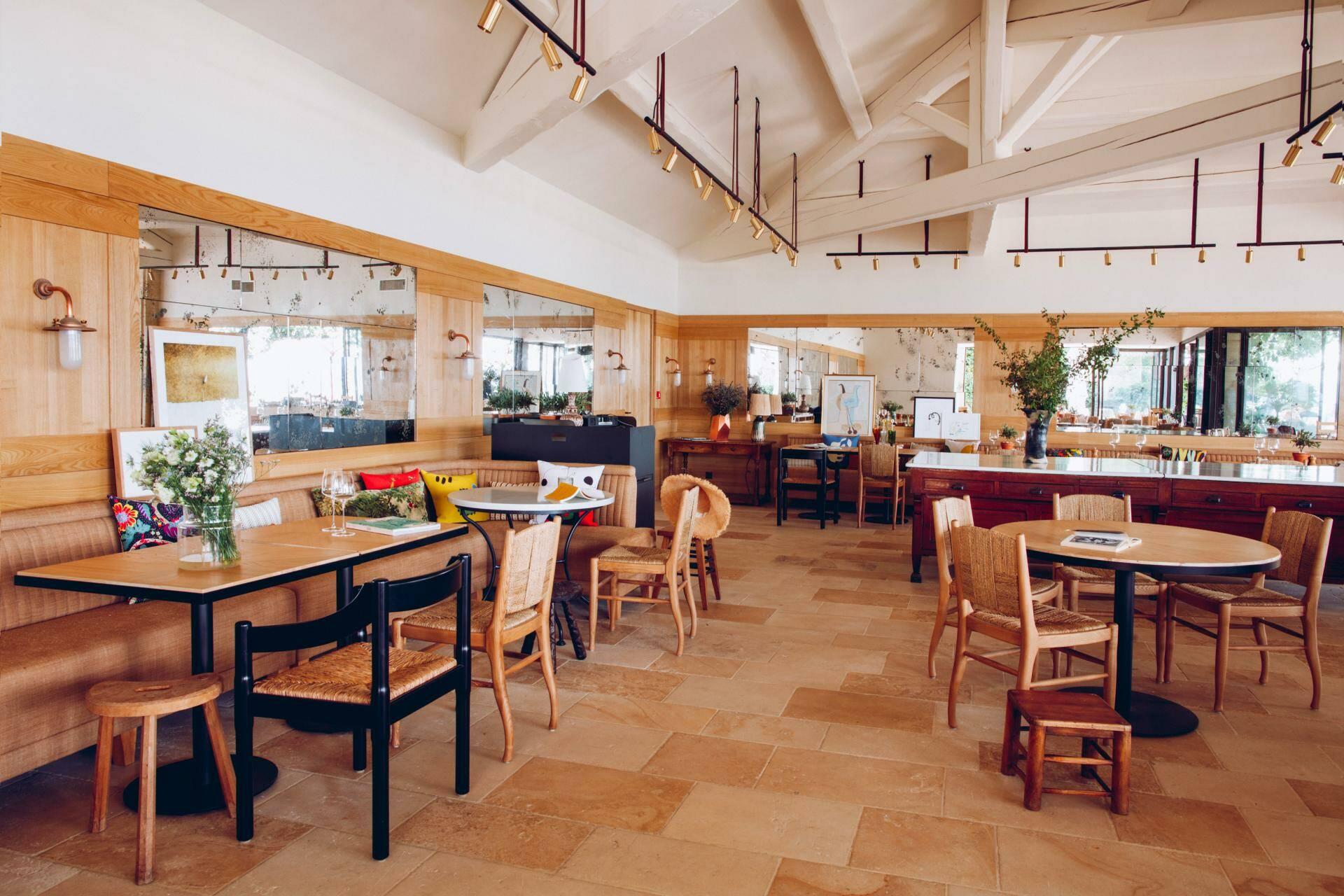 Hotel crillon le brave restaurantProvence Maisons Pariente