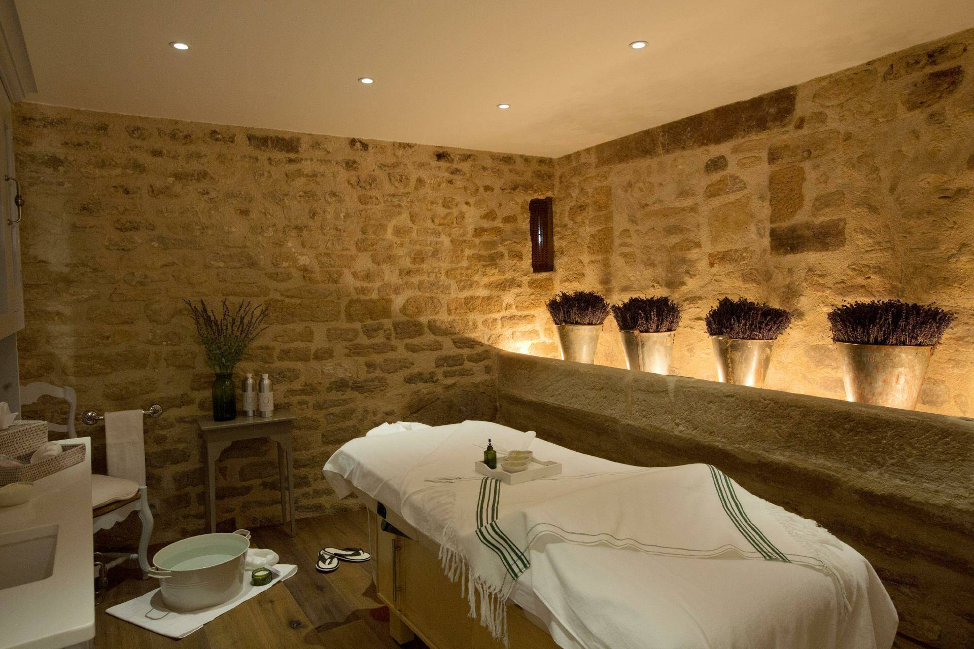 Hotel crillon le brave spa Provence Maisons Pariente