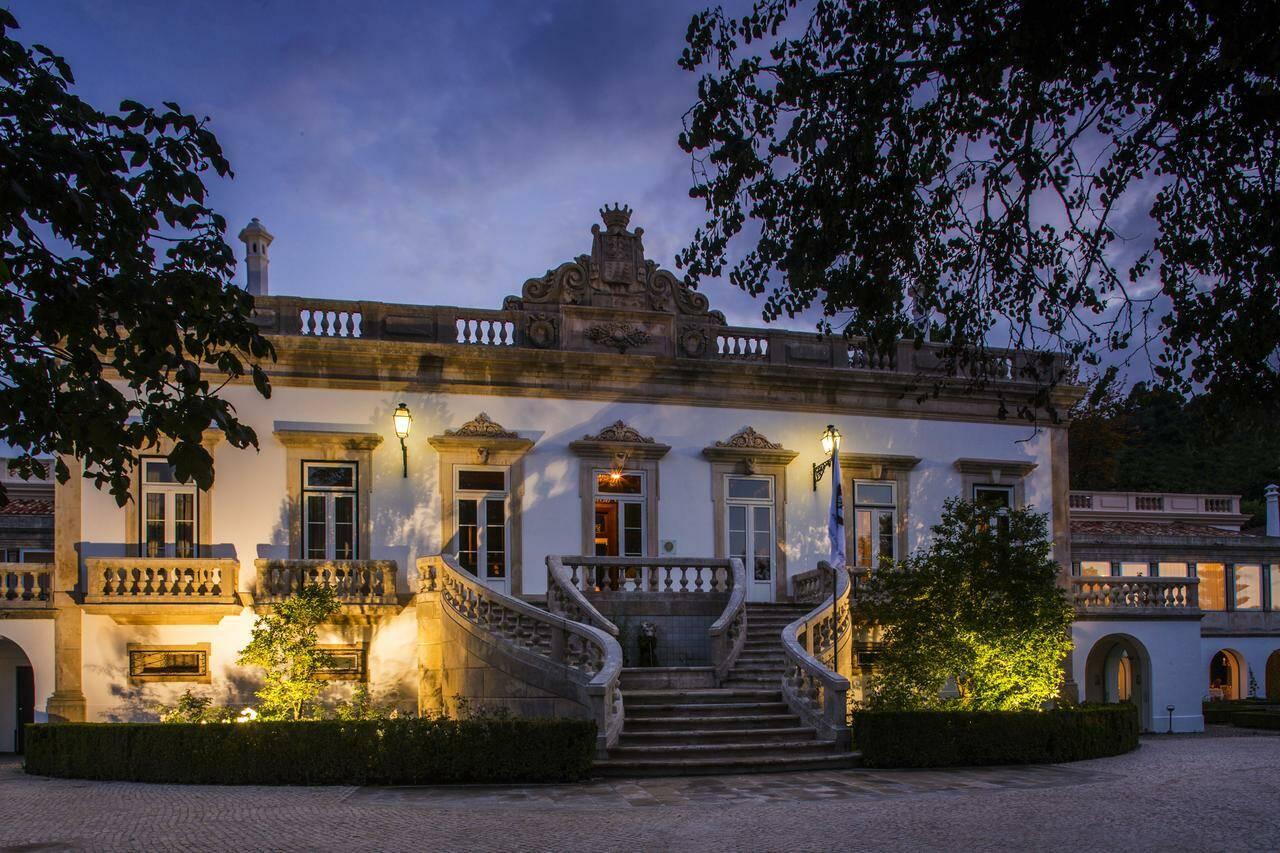 Quinta Lagrimas Palace Coimbra Portugal Palais