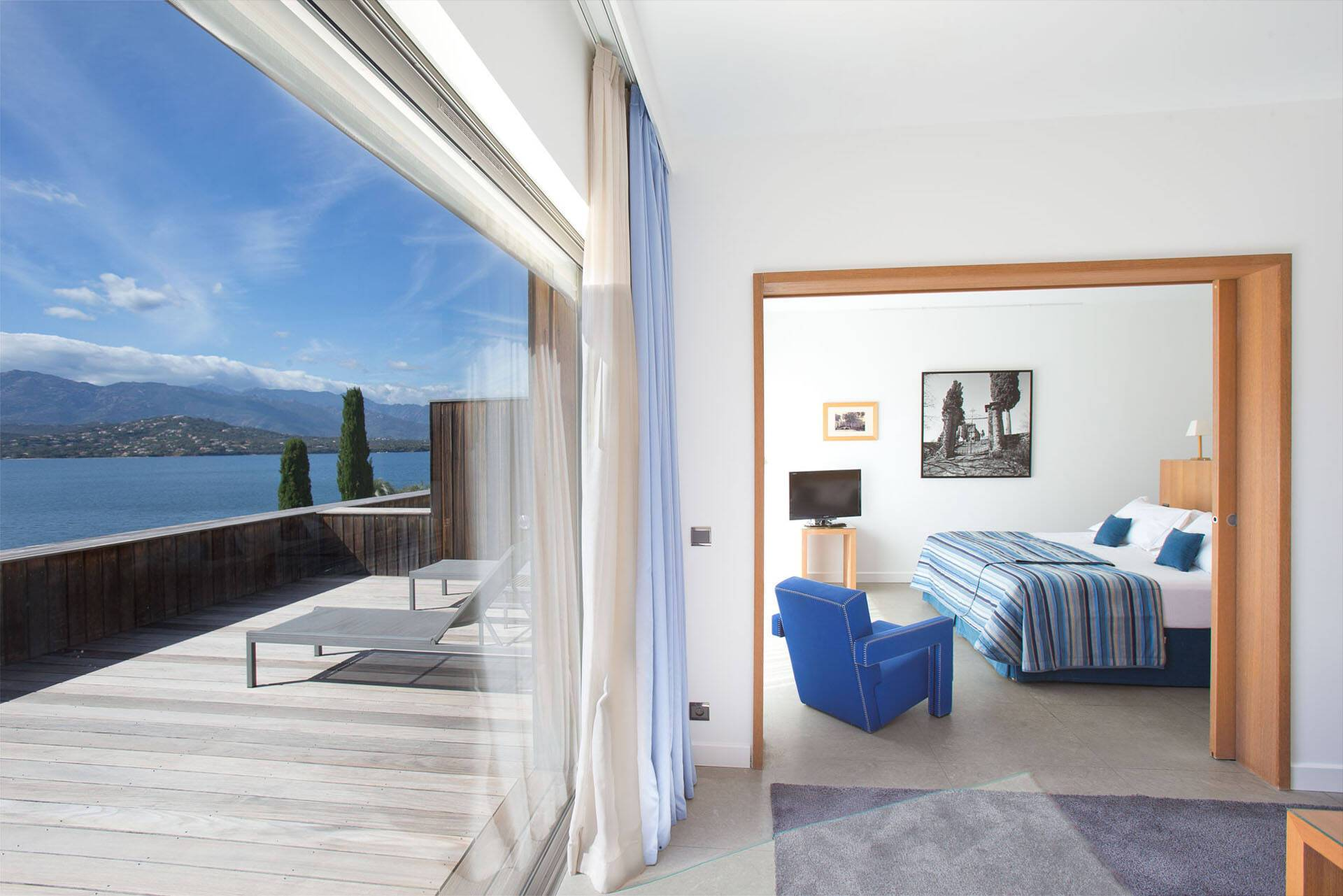 Casadelmar Corse Executive Suite