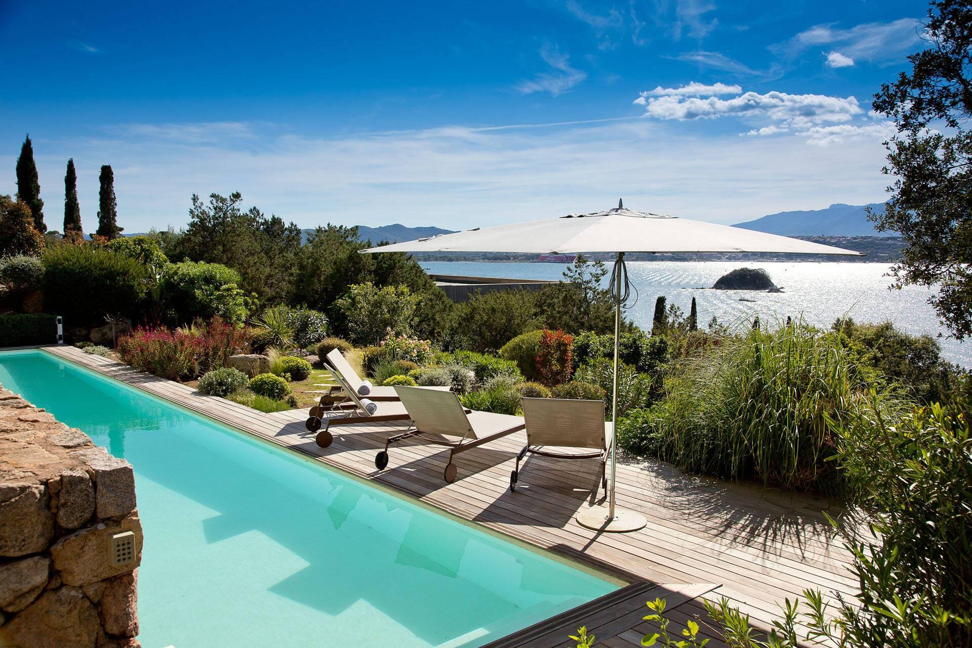 Casadelmar Corse Private Villa Vue
