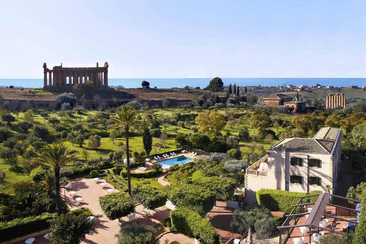 Villa Athena Agrigente