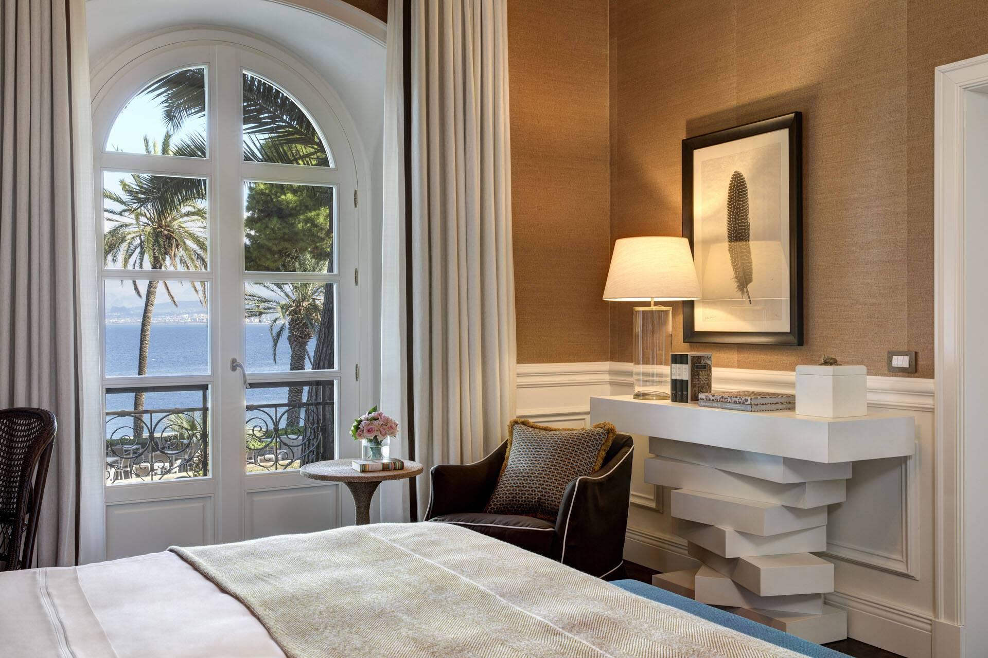 Villa Igiea Palerme Sicile Chambre