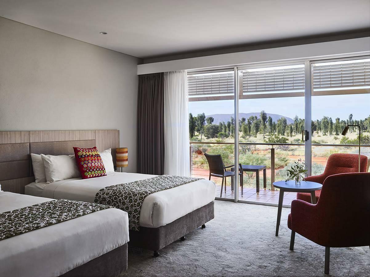 Yulara Desert Gardens Hotel Chambre