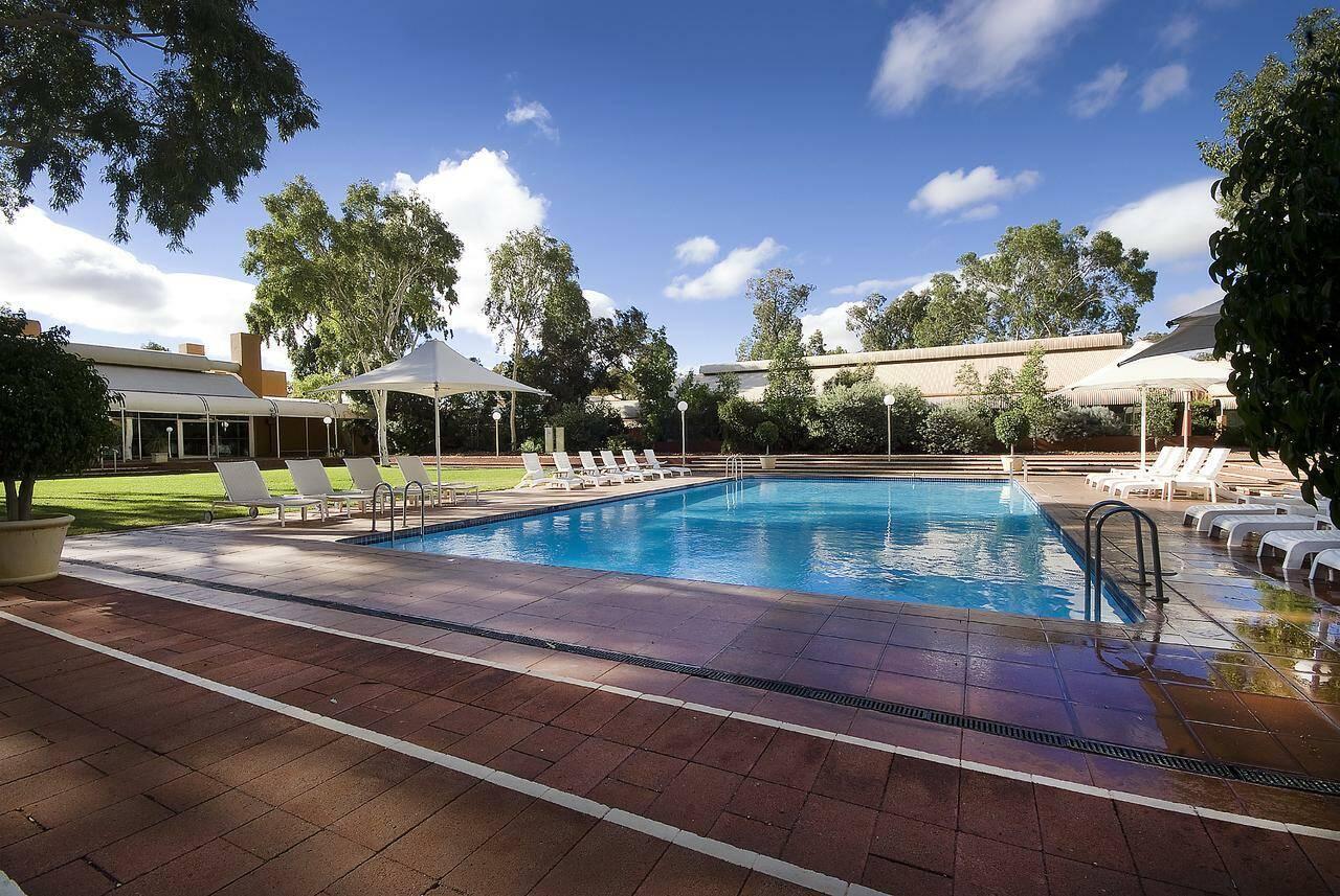 Yulara Desert Gardens Hotel Piscine