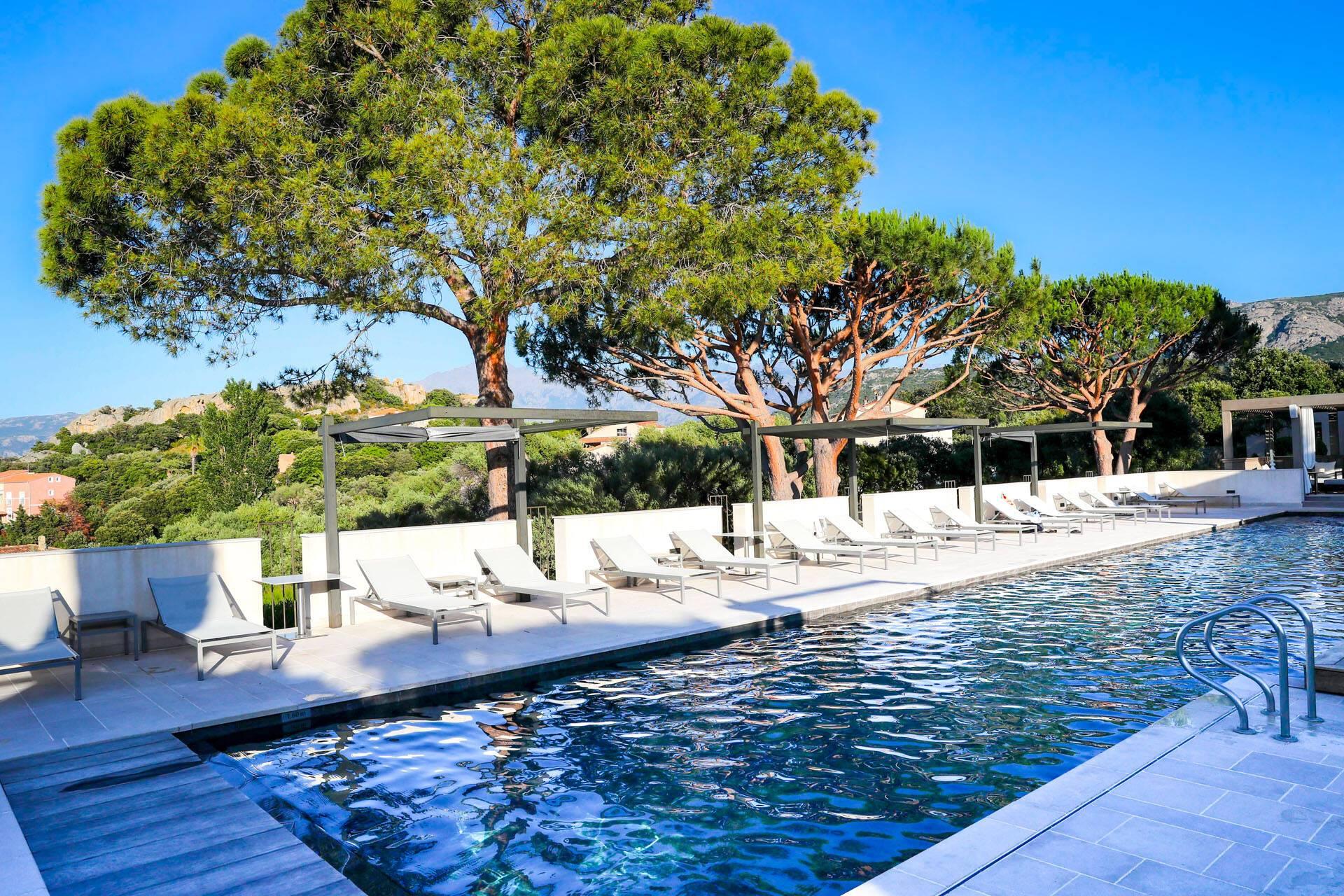 Corse Villa Calvi