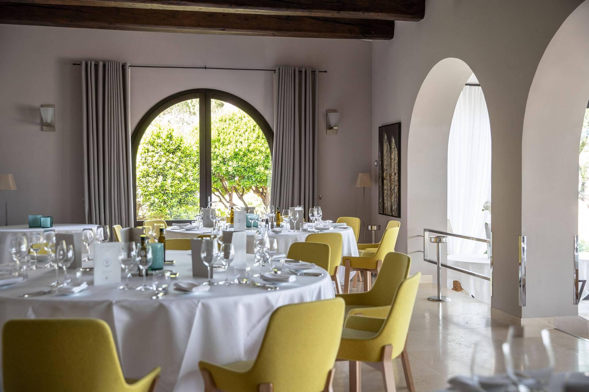 Corse Villa Calvi Restaurant