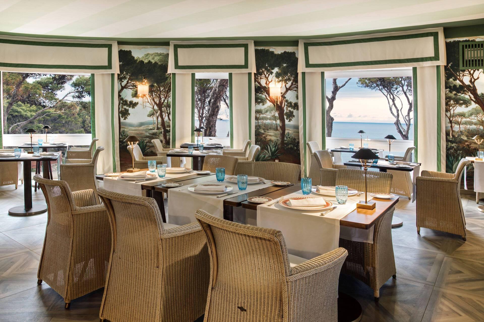 Mezzatorre Ischia Restaurant La Torre