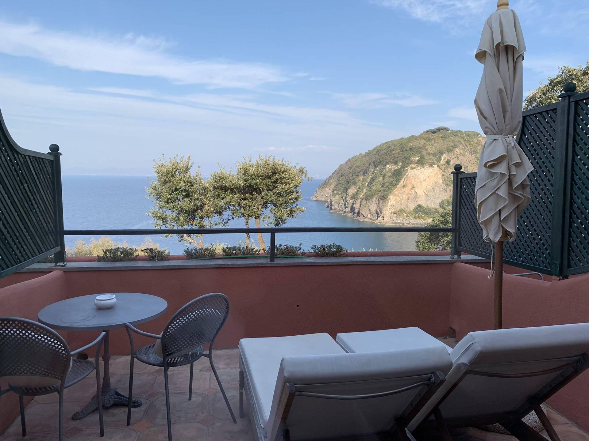 Mezzatorre Ischia Sea View Room