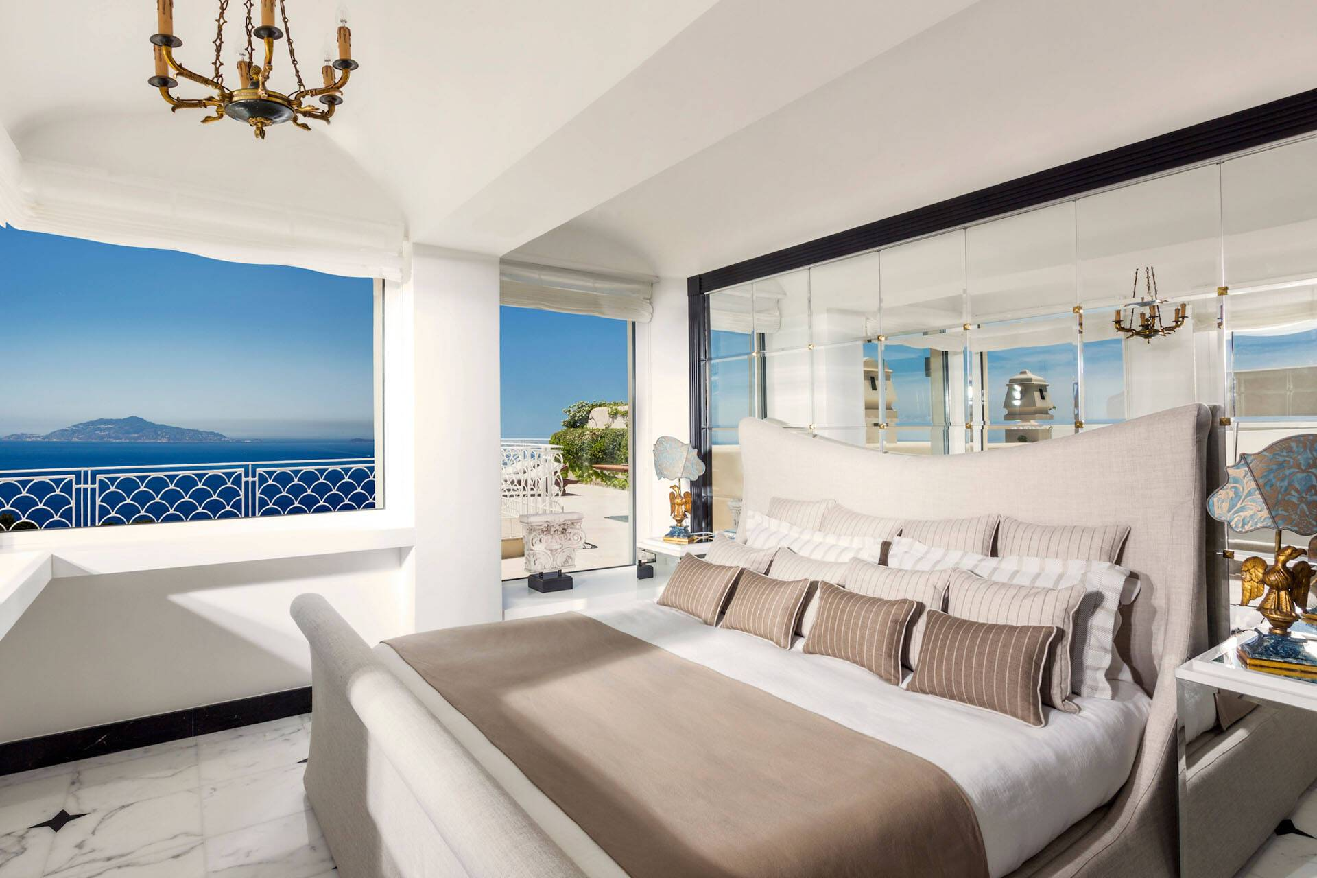 Capri Palace Jumeirah Acropolis Penthouse Suite