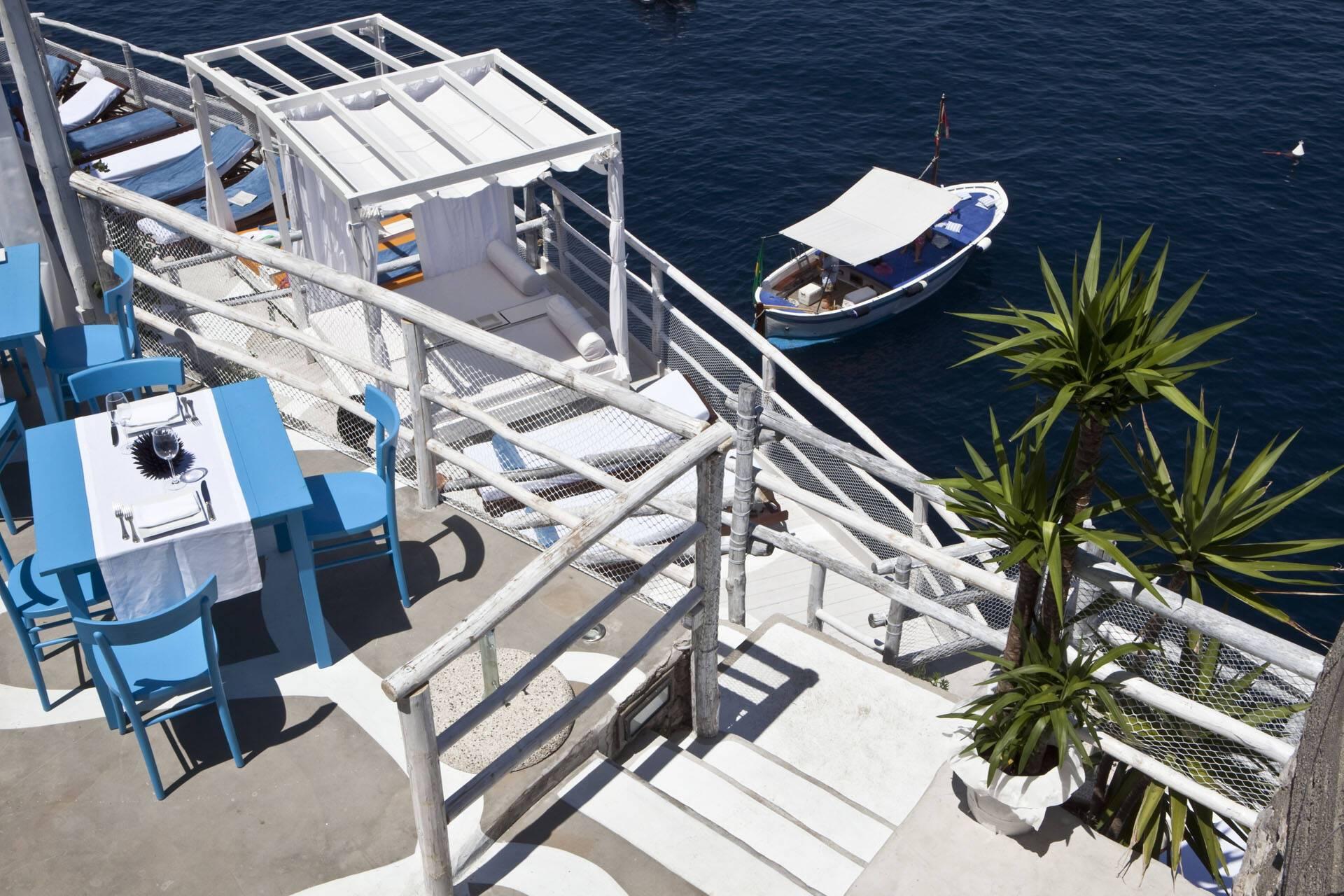 Capri Palace Jumeirah Il Riccio