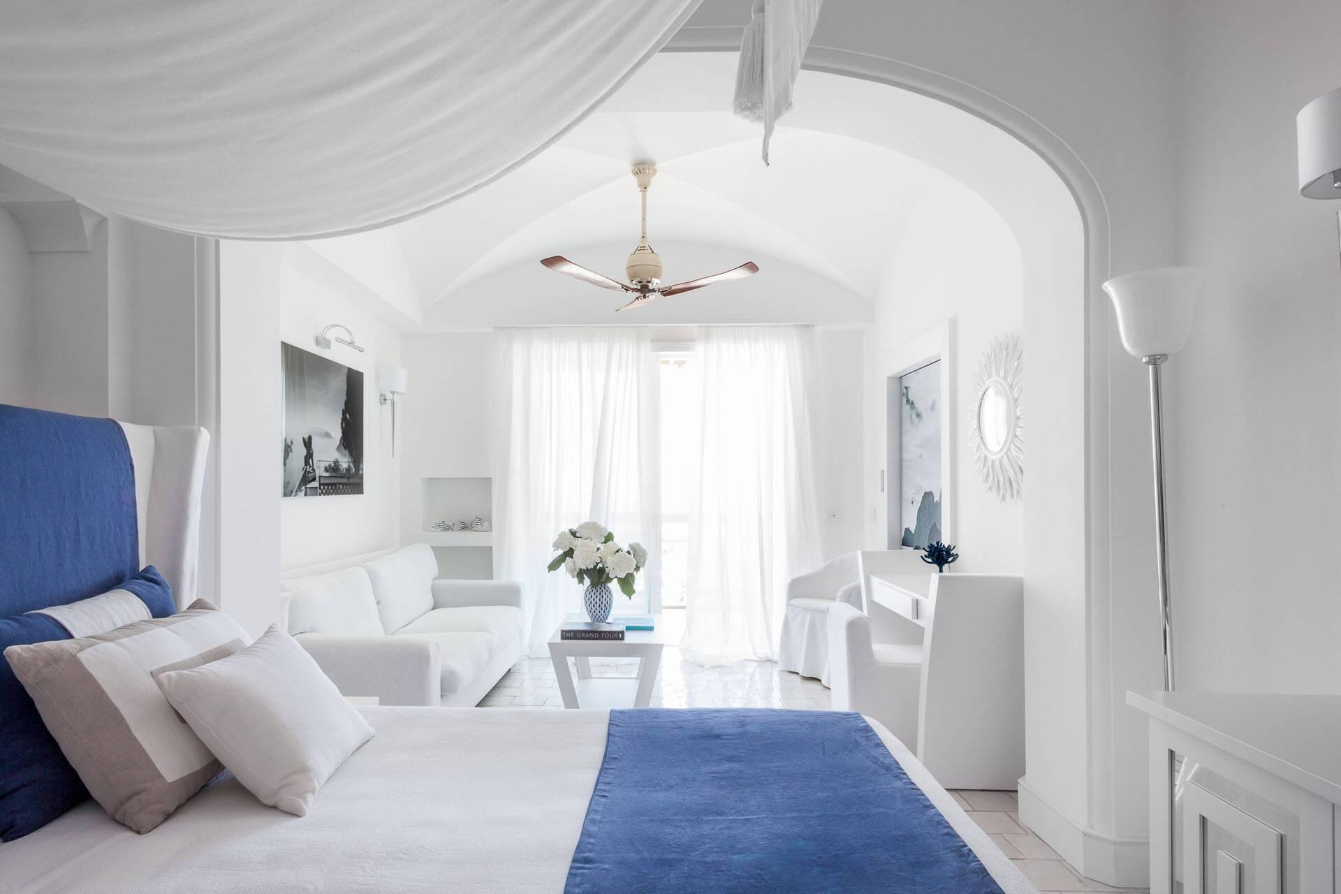 Capri Palace Jumeirah Junior Suite Ocean