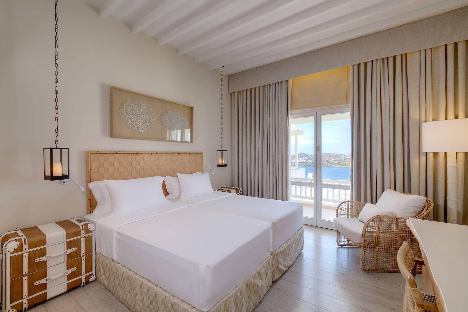 Santa Marina Mykonos Chambre
