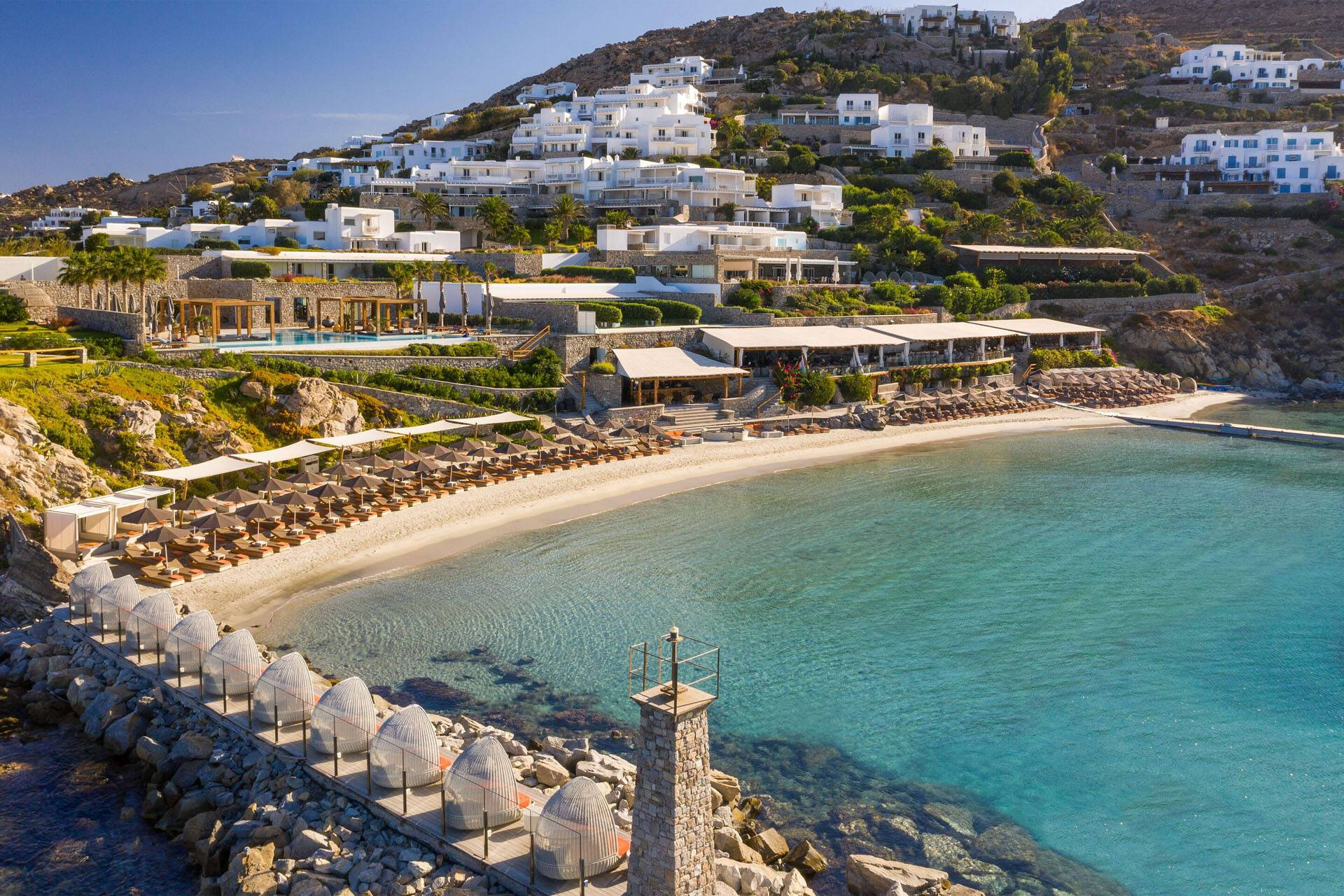 Santa Marina Mykonos Plage