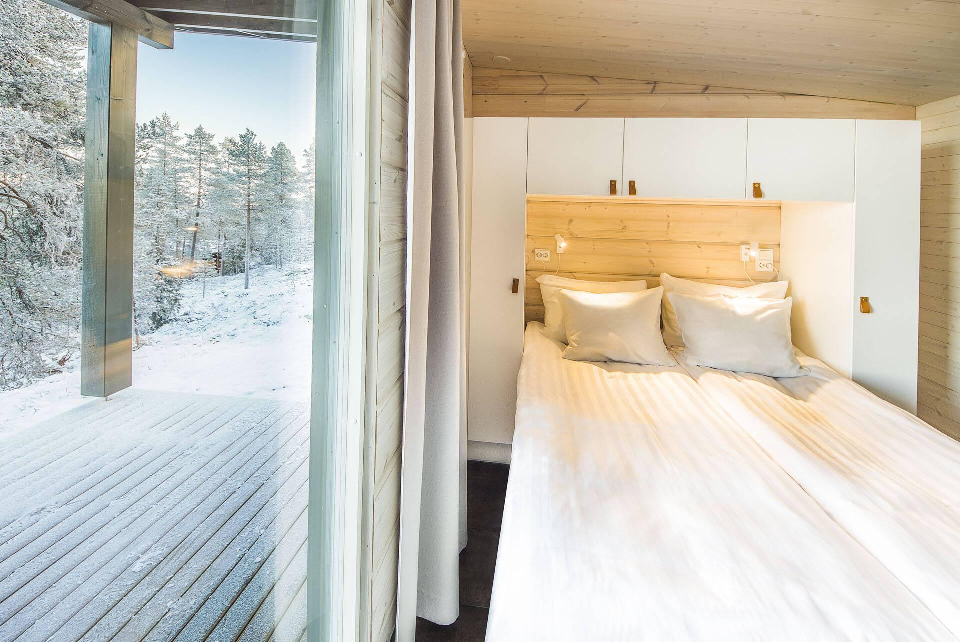 Laponie Finlandaise Arctic GlassHouse