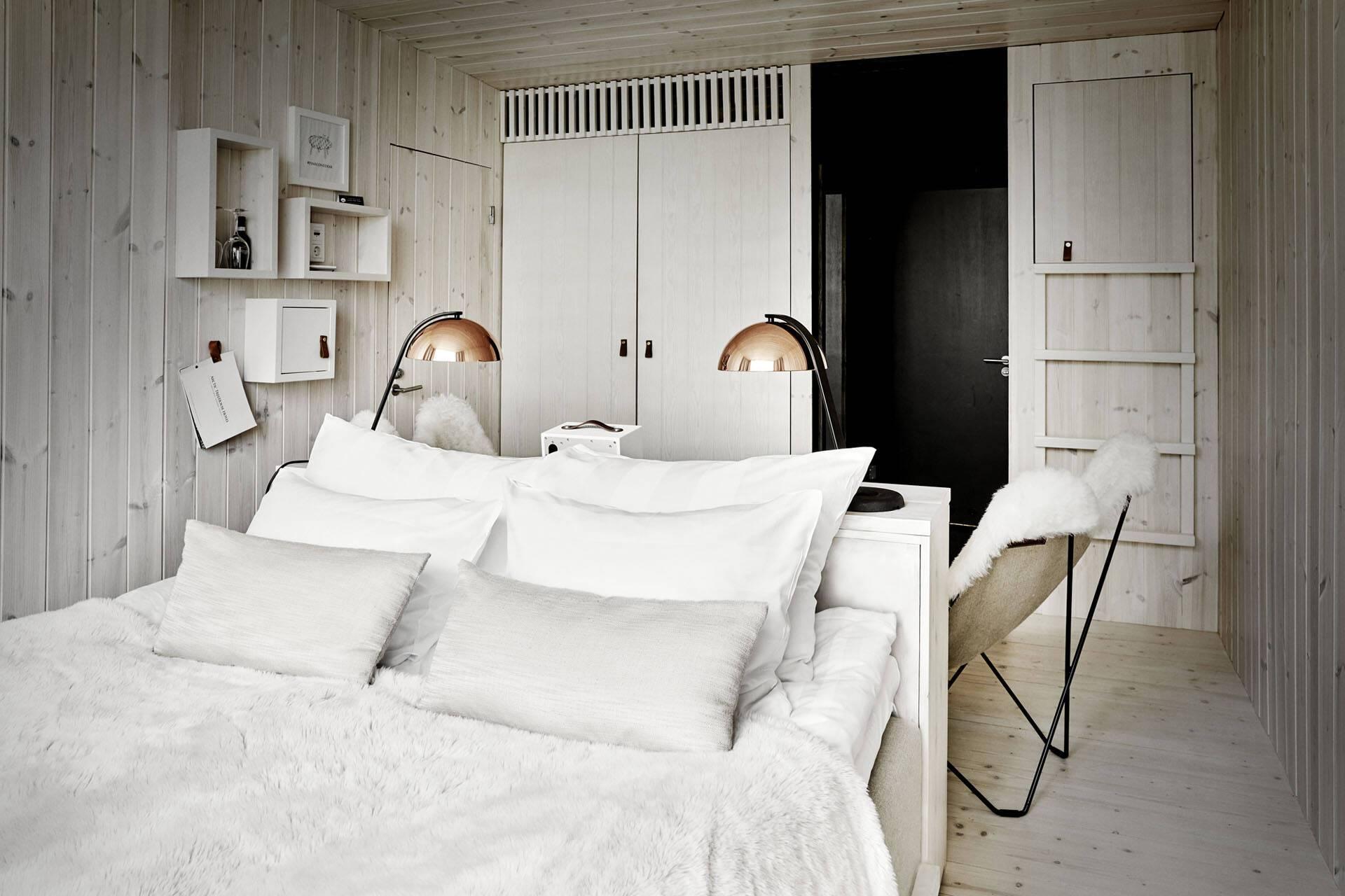 Laponie Finlandaise Arctic TreeHouse Interieur