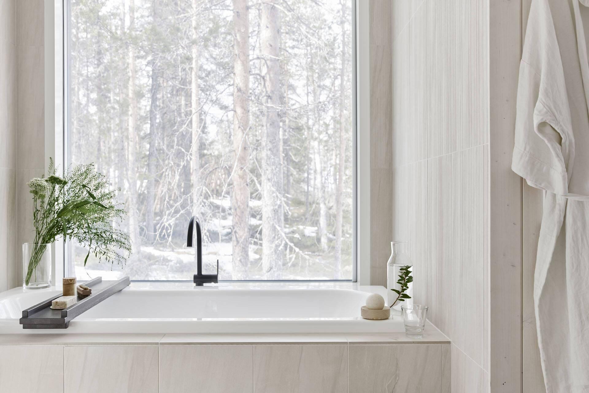 Laponie Finlandaise ArcticScene Executive Suite Wellness Area
