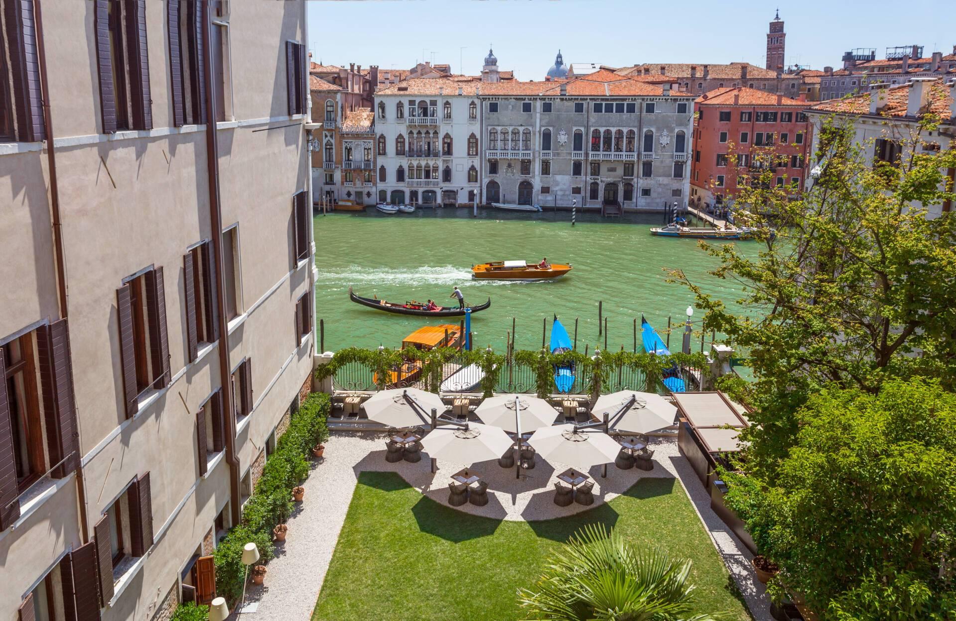 Aman Venise Jardin