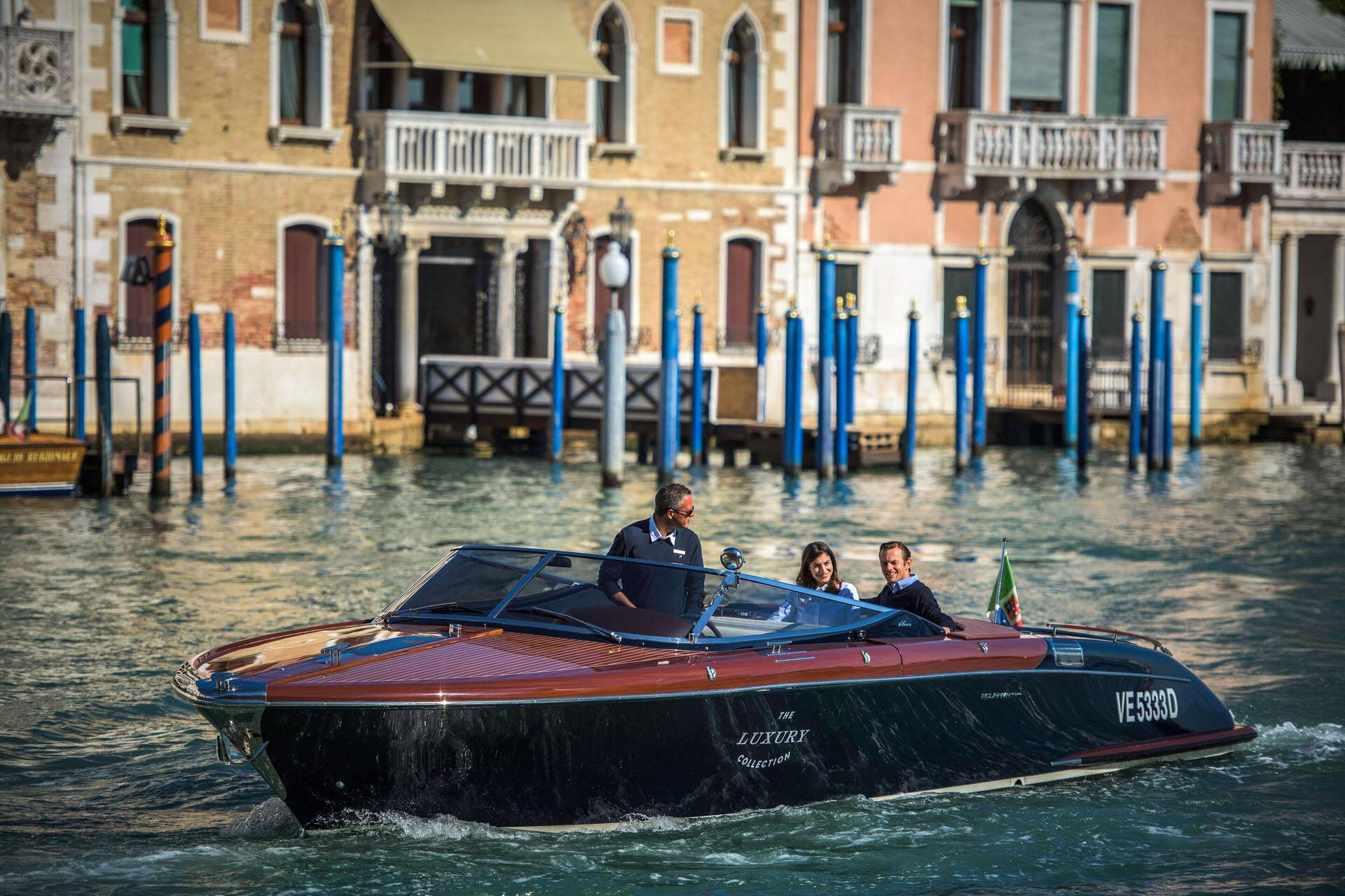 Venise The Gritti Palace Riva