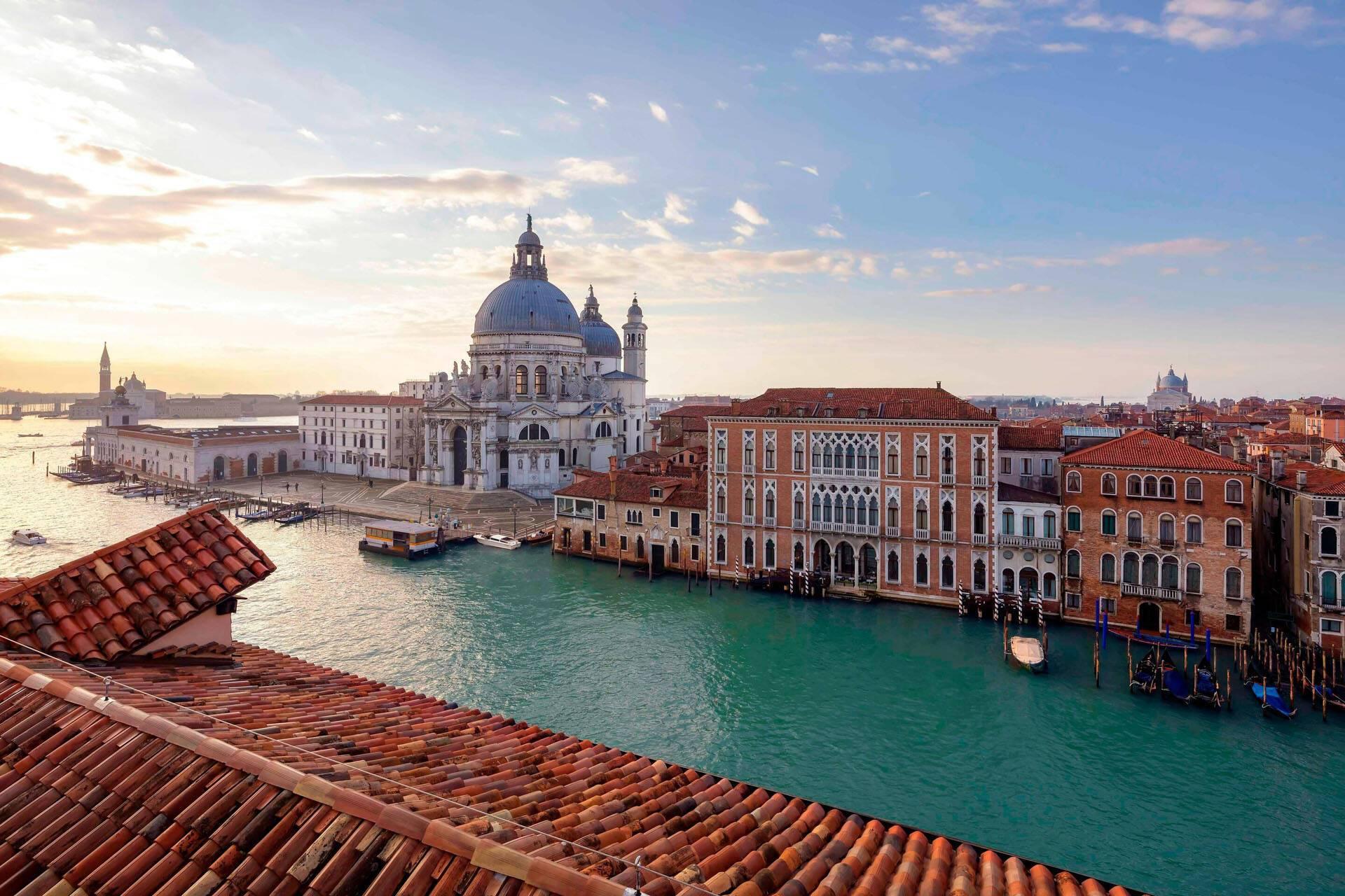 Venise The Gritti Palace Terrazza suite