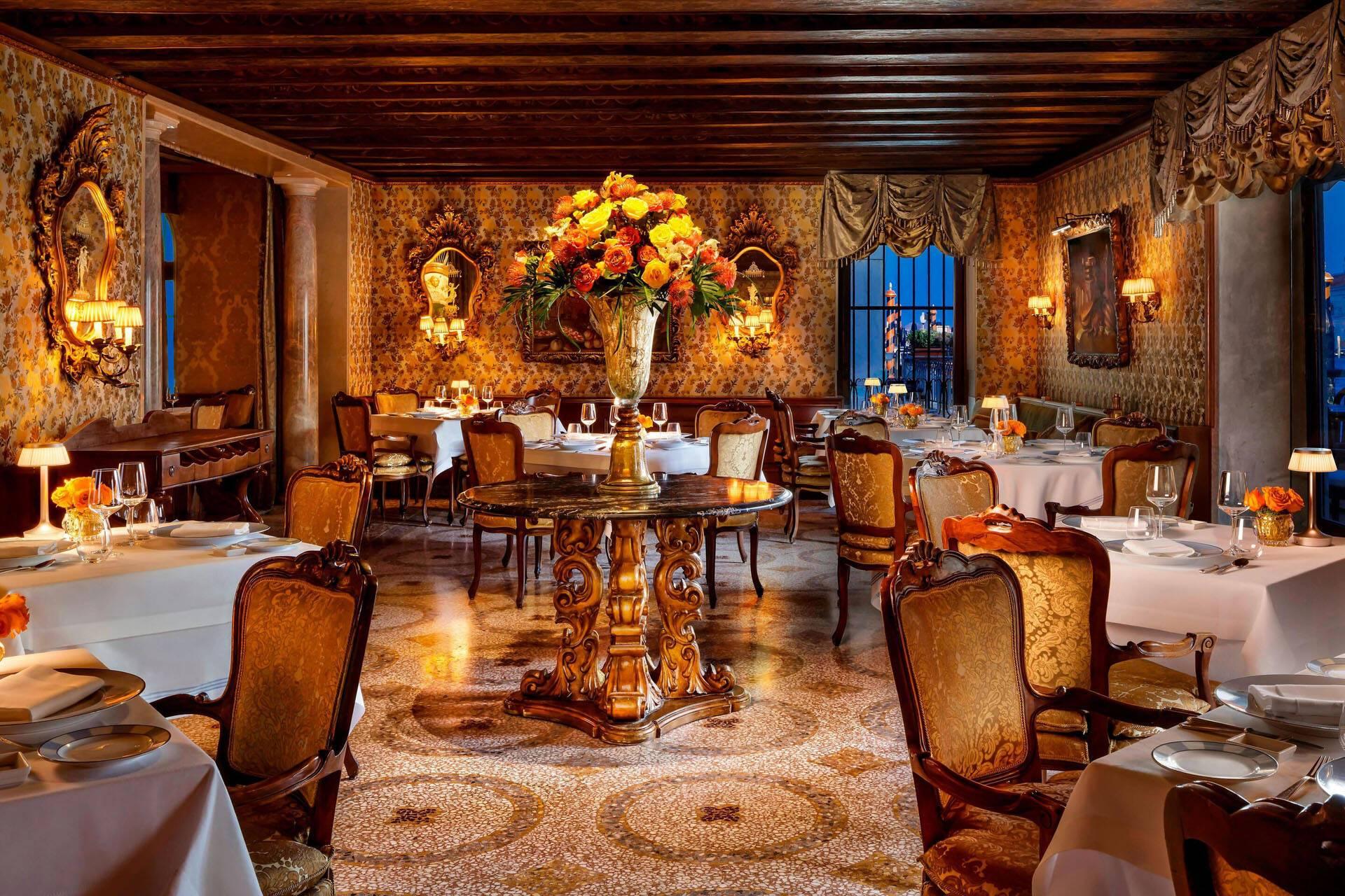 Venise The Gritti Palace doge restaurant