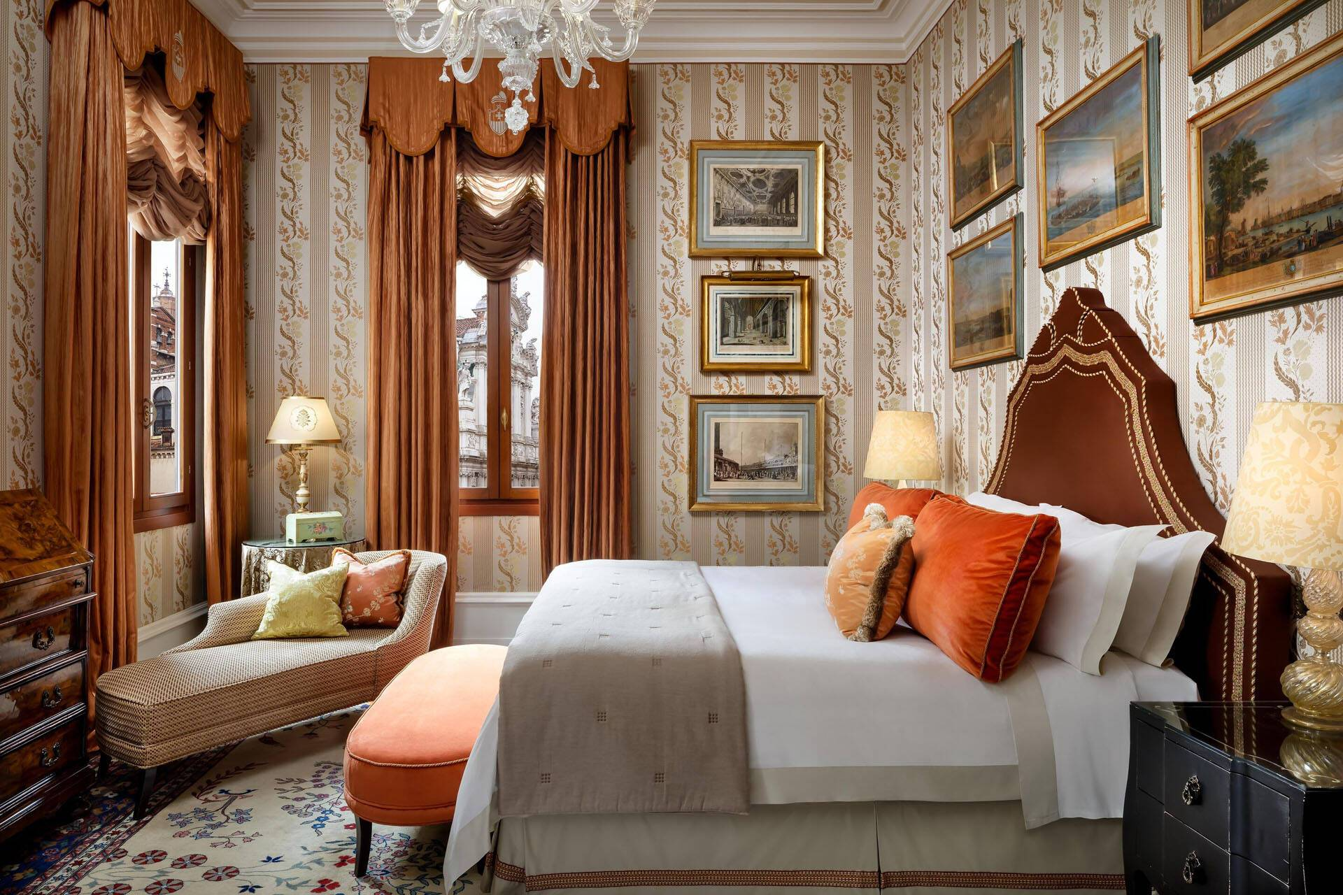 Venise The Gritti Palace king suite