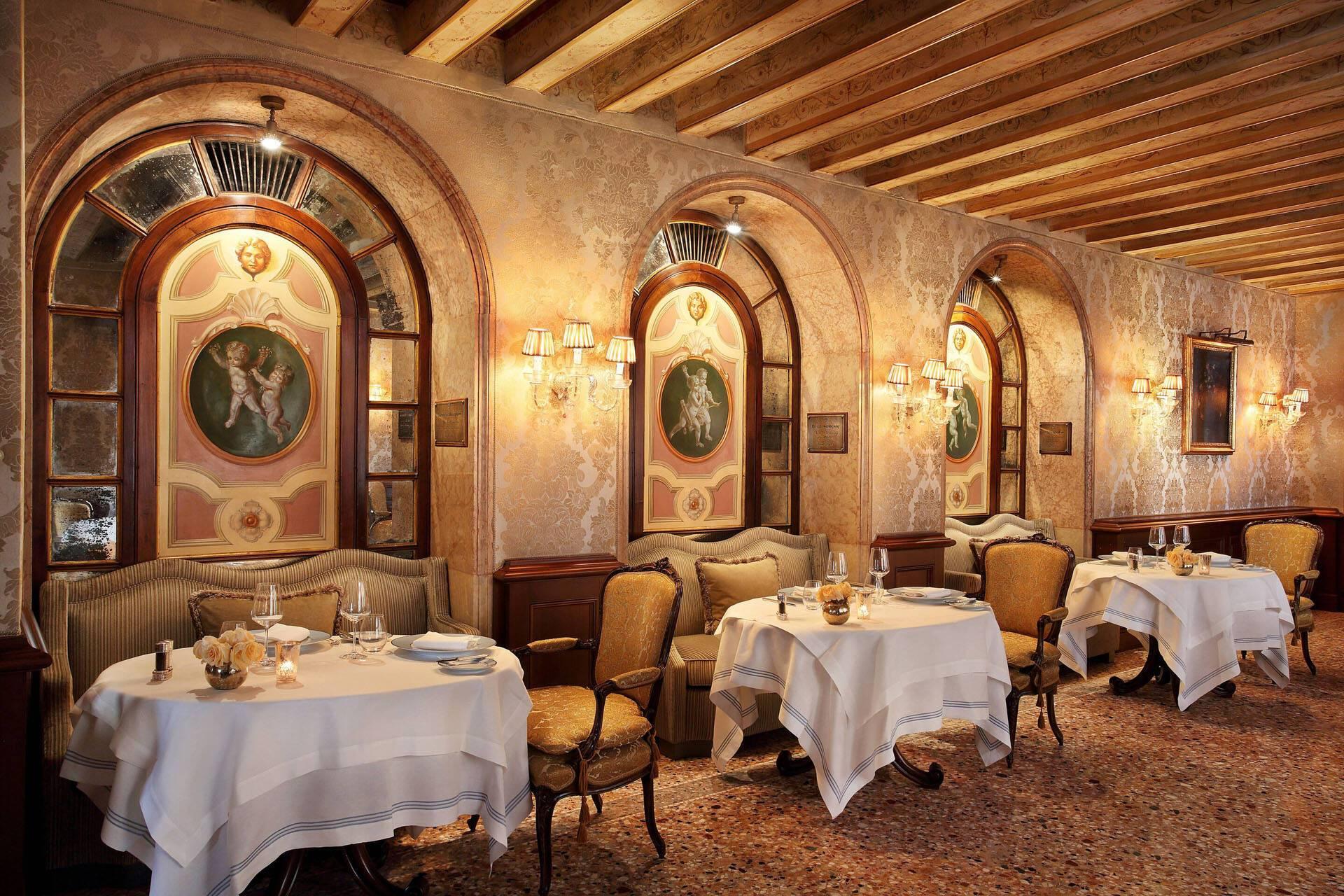 Venise The Gritti Palace restaurant